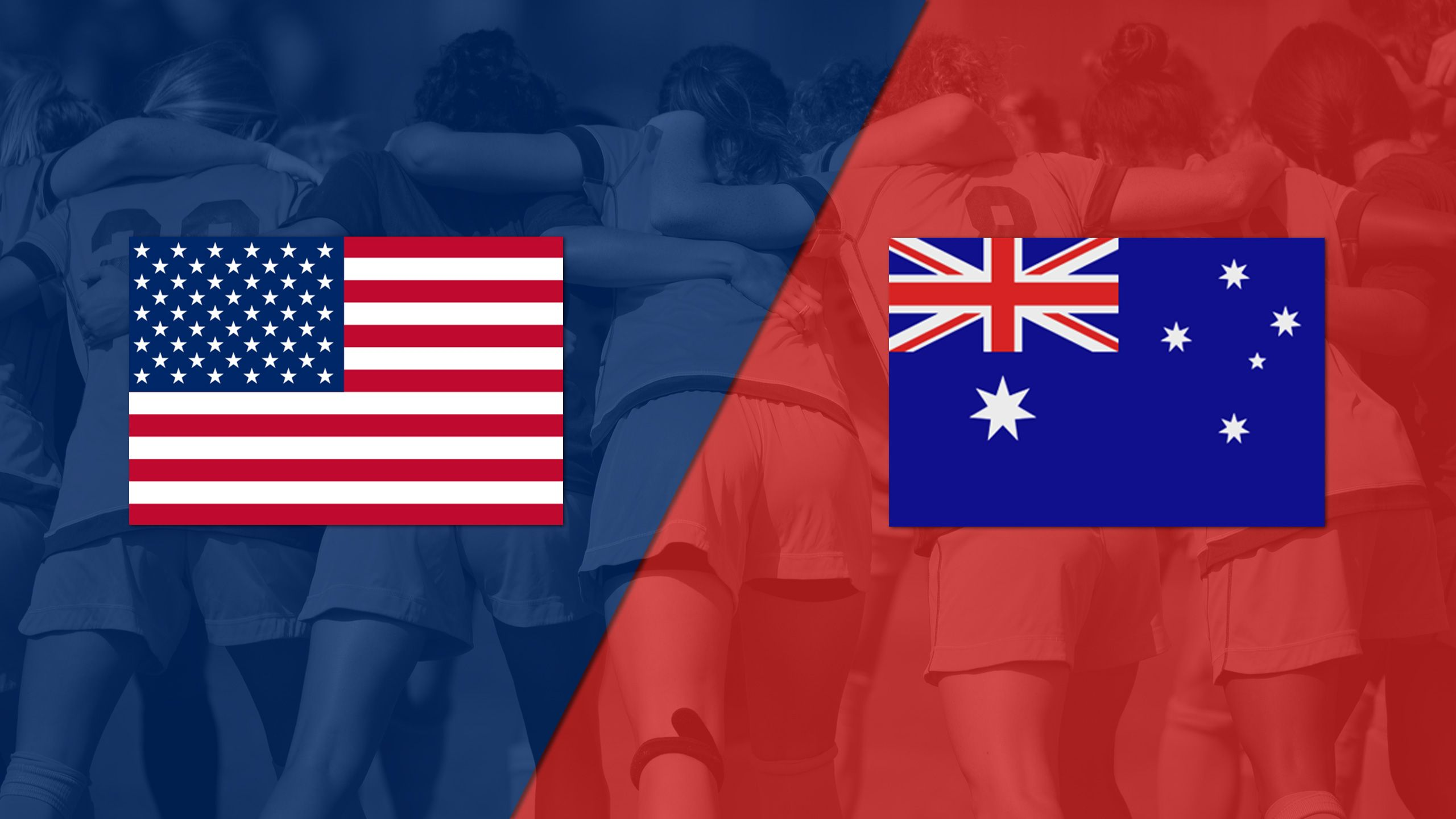 United States vs. Australia (Tournament of Nations)