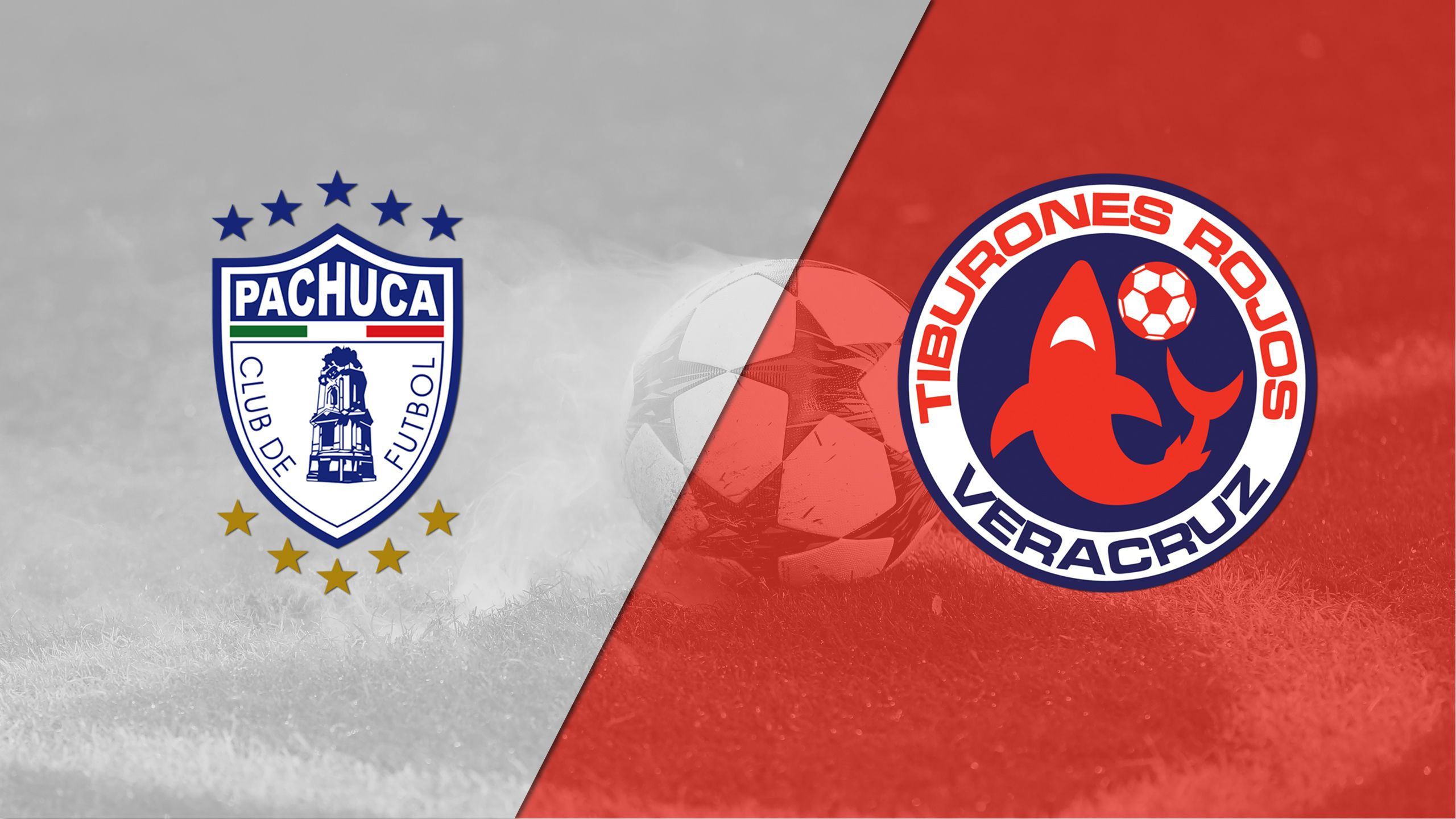 In Spanish - Pachuca vs. Tiburones Rojos de Veracruz (Liga MX)