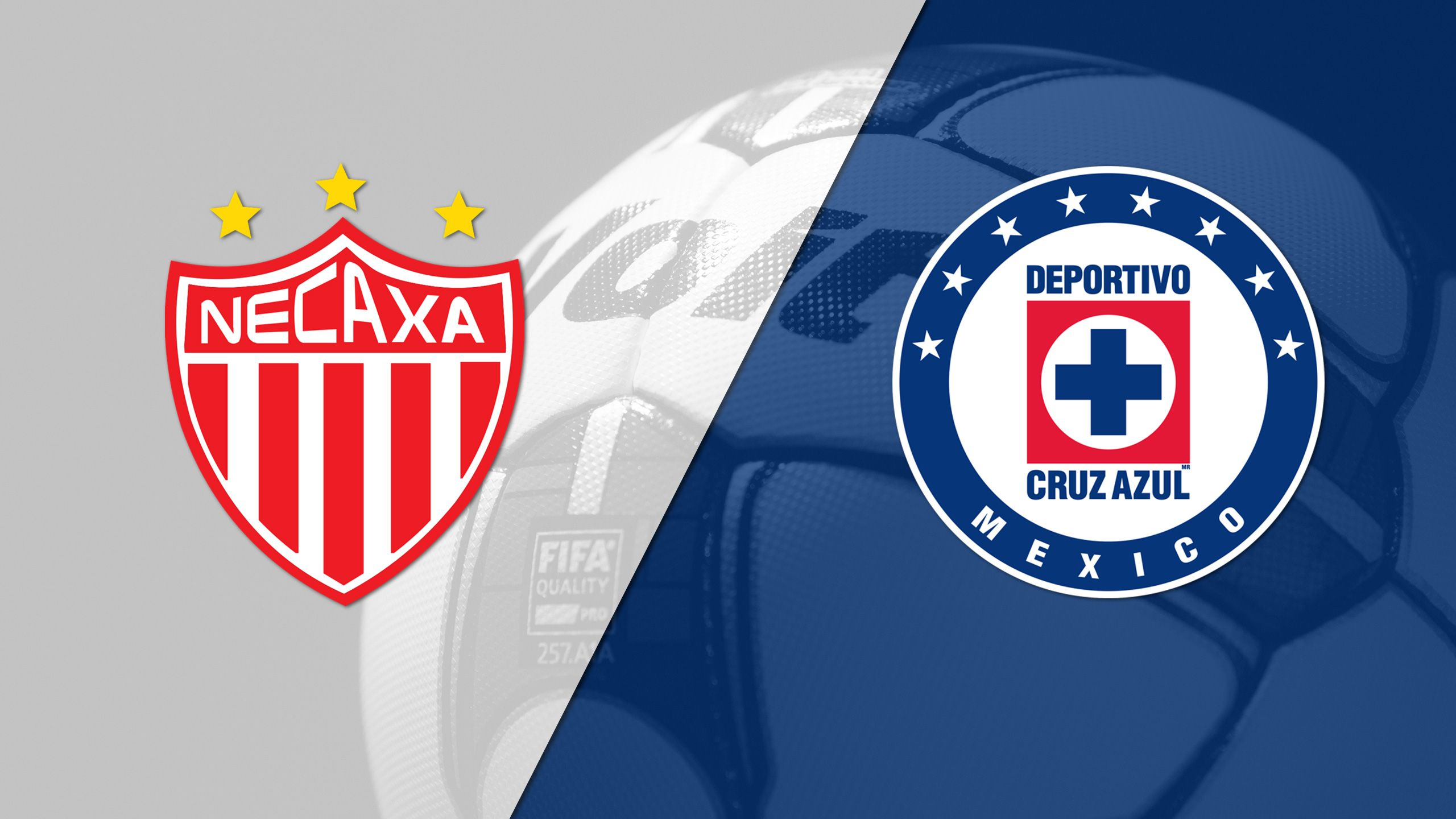 In Spanish - Necaxa vs. Cruz Azul (Matchday #6) (Liga MX)