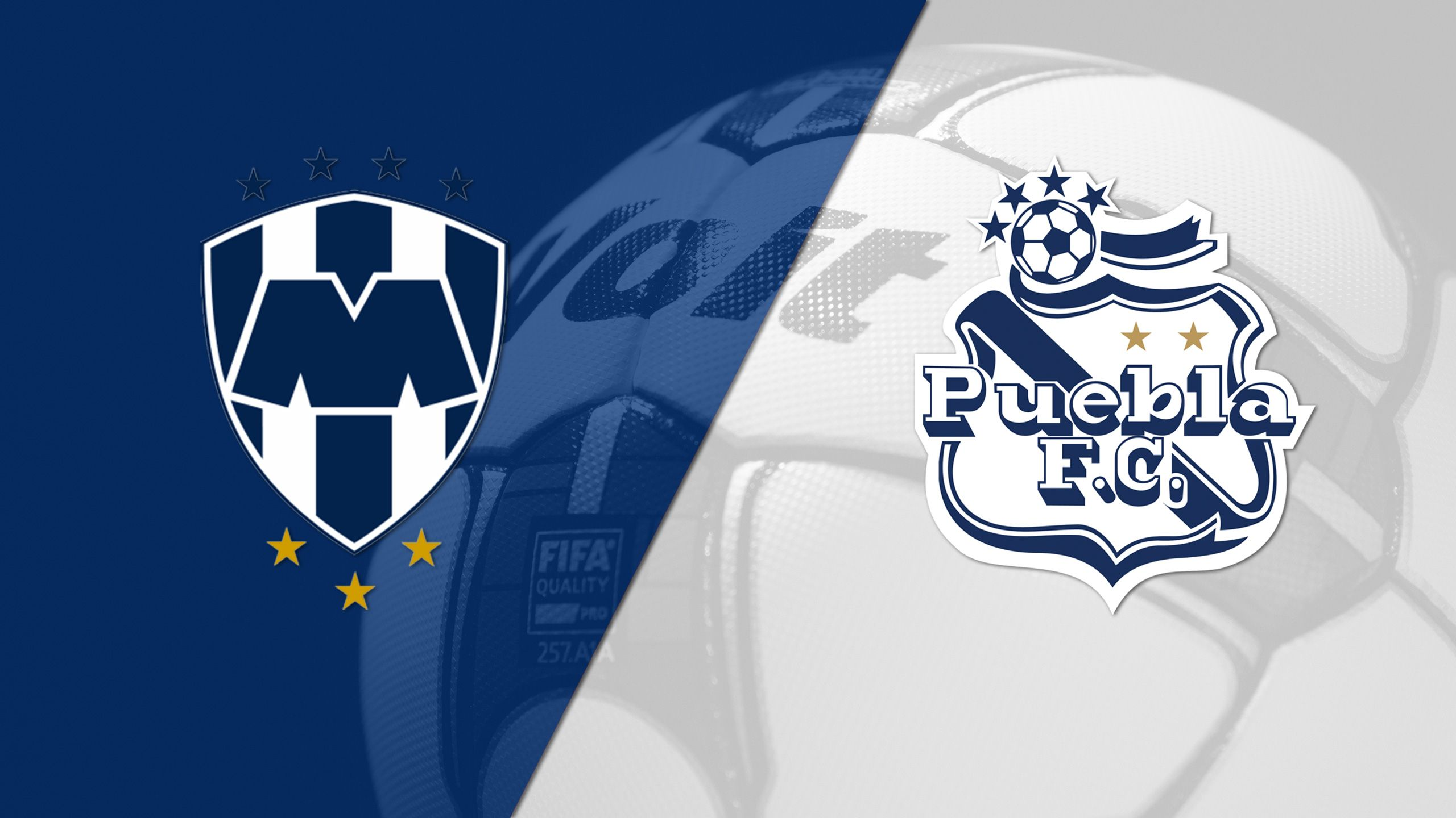 In Spanish - Puebla vs. Monterrey (Matchday #10) (Liga MX)