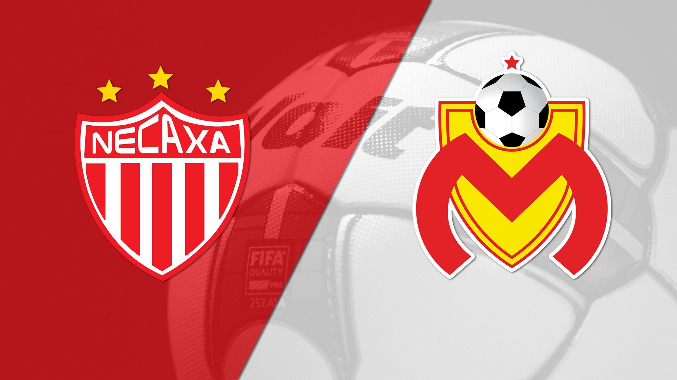 In Spanish - Necaxa vs. Morelia (Matchday #17) (Liga MX)