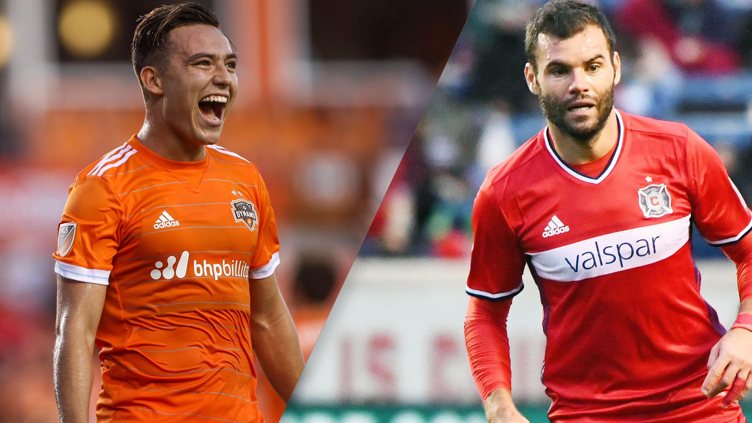 In Spanish - Houston Dynamo vs. Chicago Fire