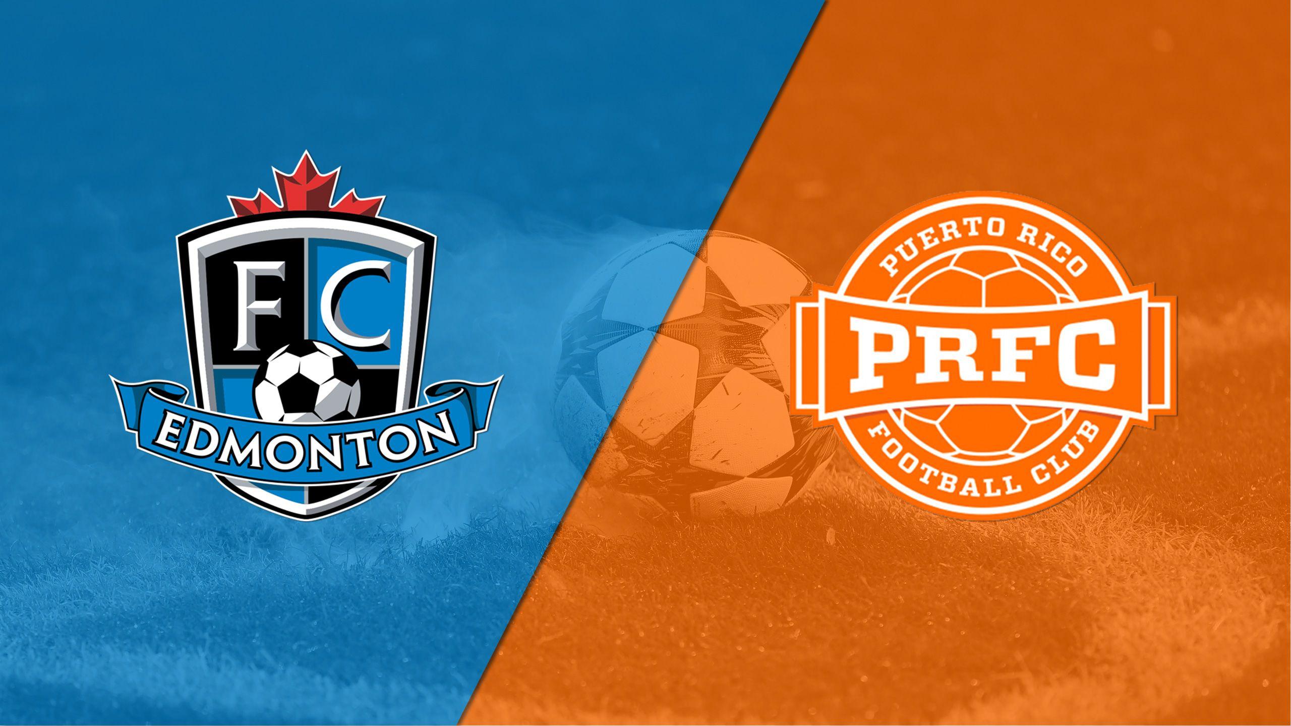 FC Edmonton vs. Puerto Rico FC