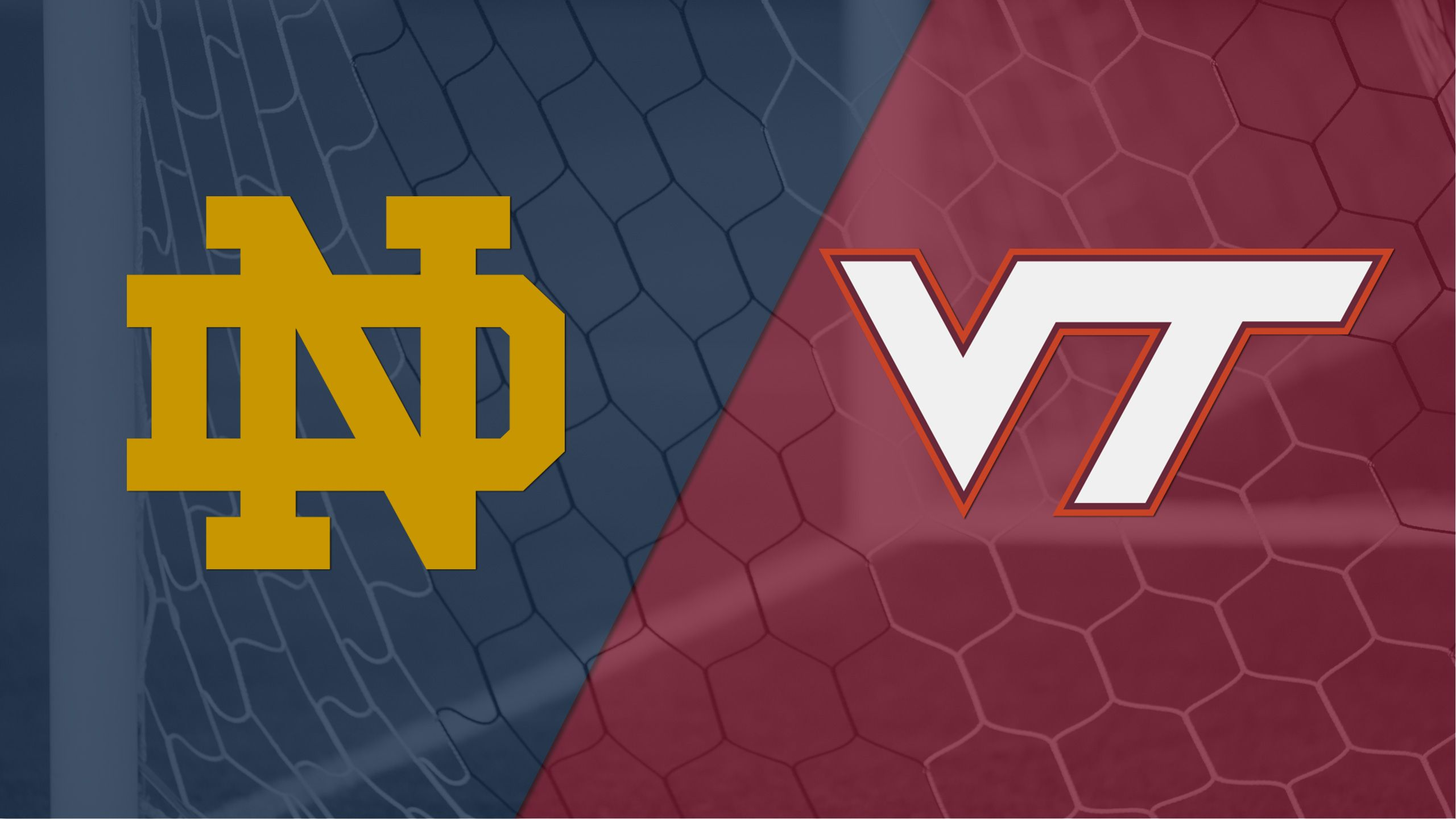 #1 Notre Dame vs. Virginia Tech (M Soccer)
