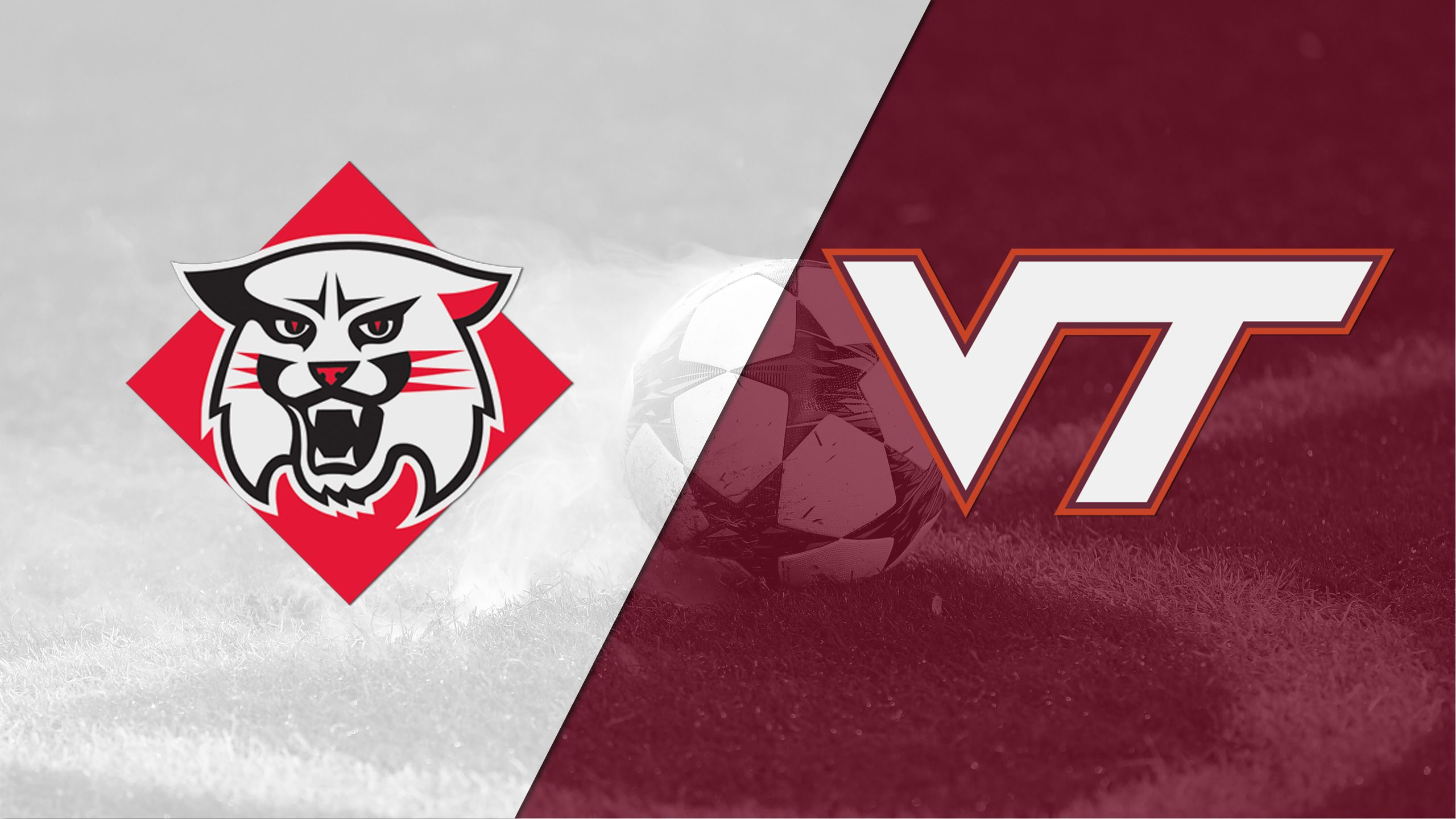 Davidson vs. Virginia Tech (M Soccer)