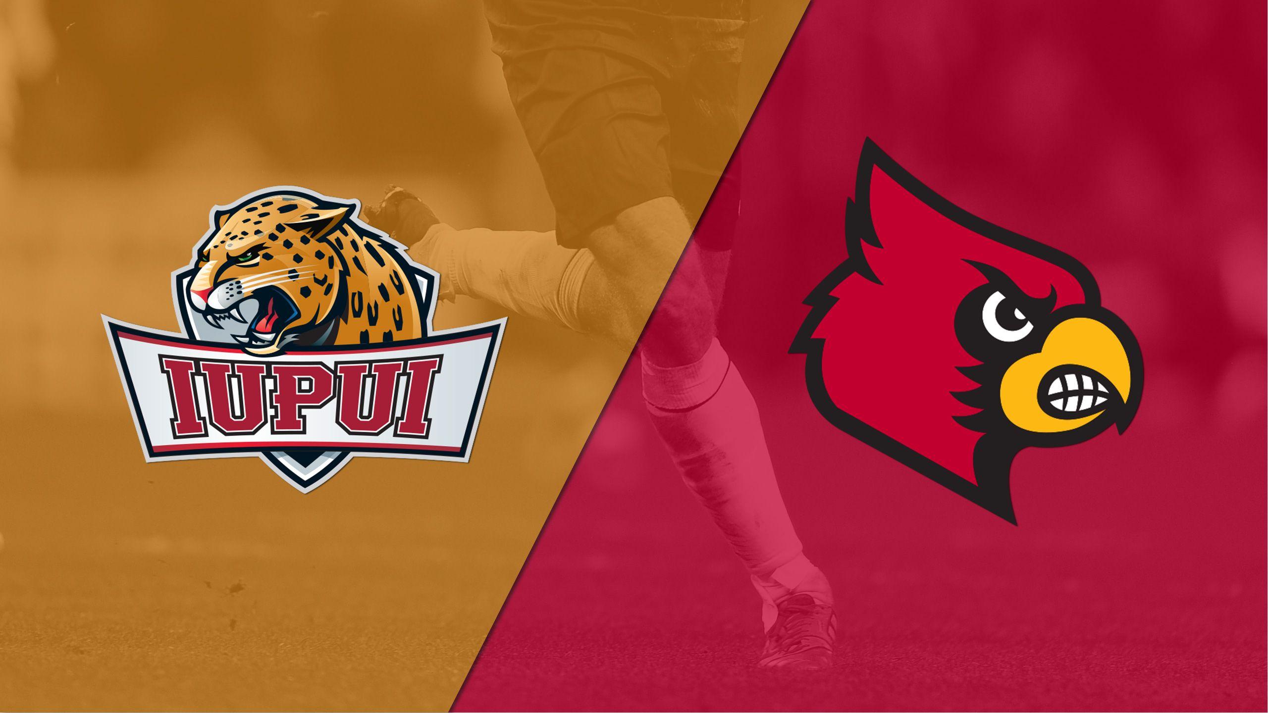 IUPUI vs. #10 Louisville (M Soccer)