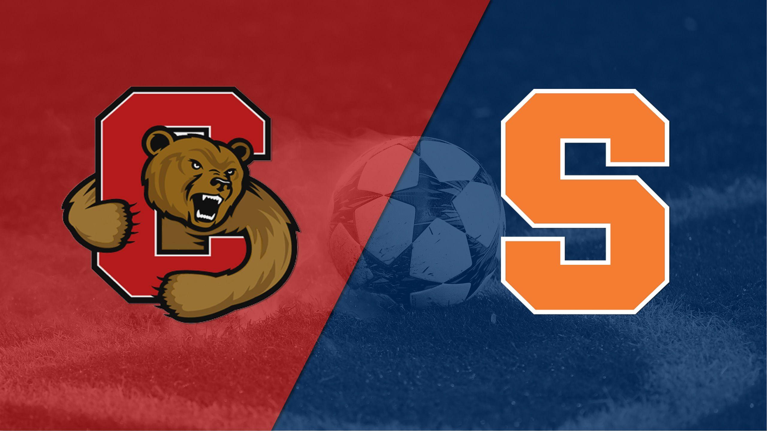 Cornell vs. #11 Syracuse (M Soccer)