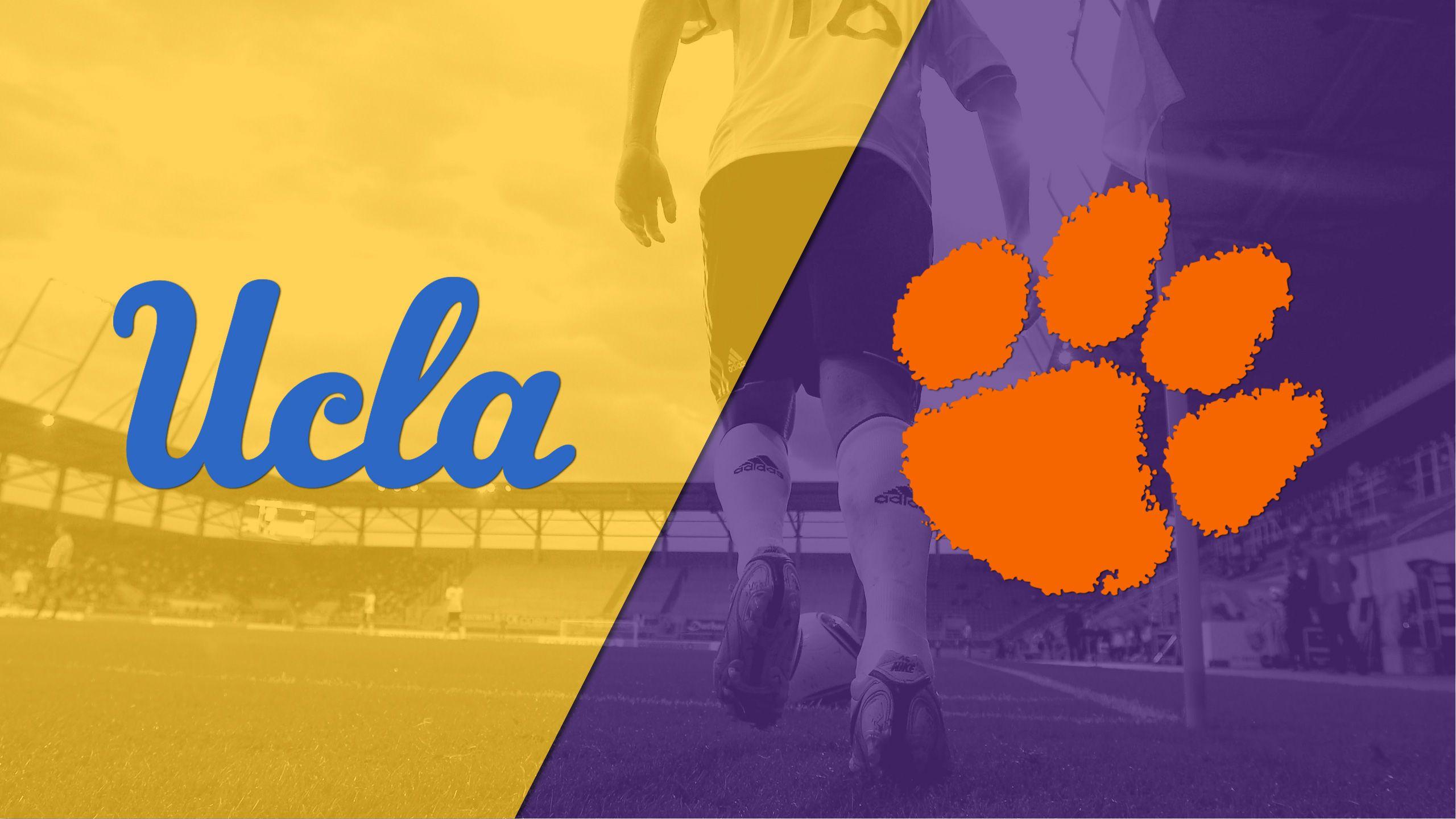 UCLA vs. #8 Clemson (M Soccer)