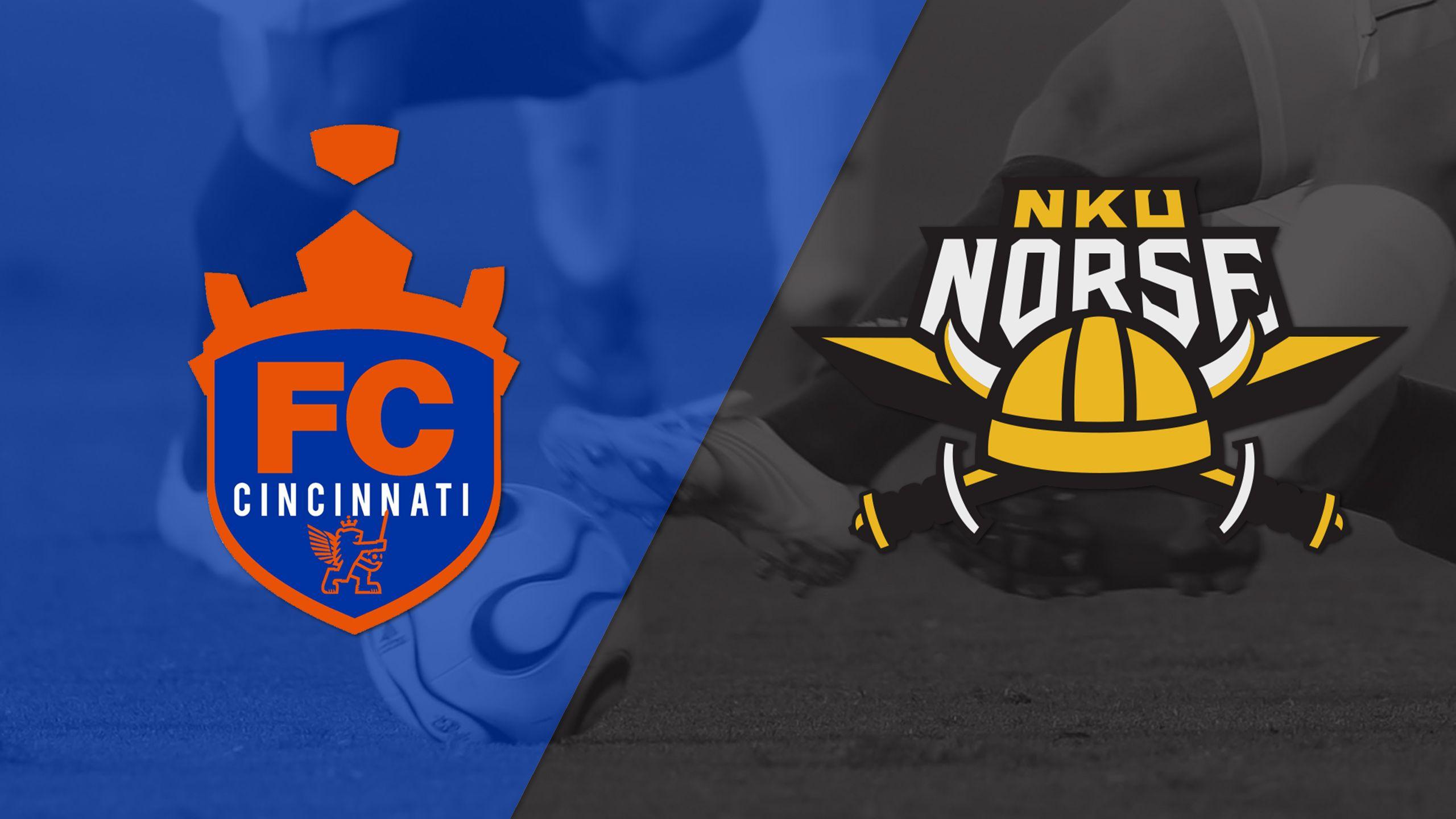 FC Cincinnati vs. Northern Kentucky (M Soccer)
