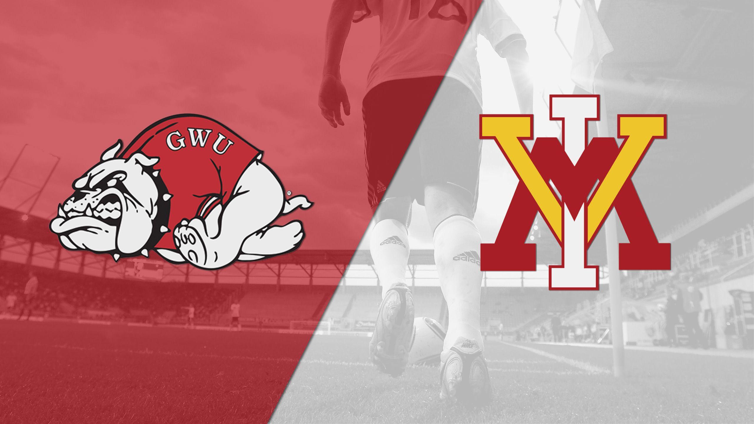 Gardner-Webb vs. VMI (M Soccer)