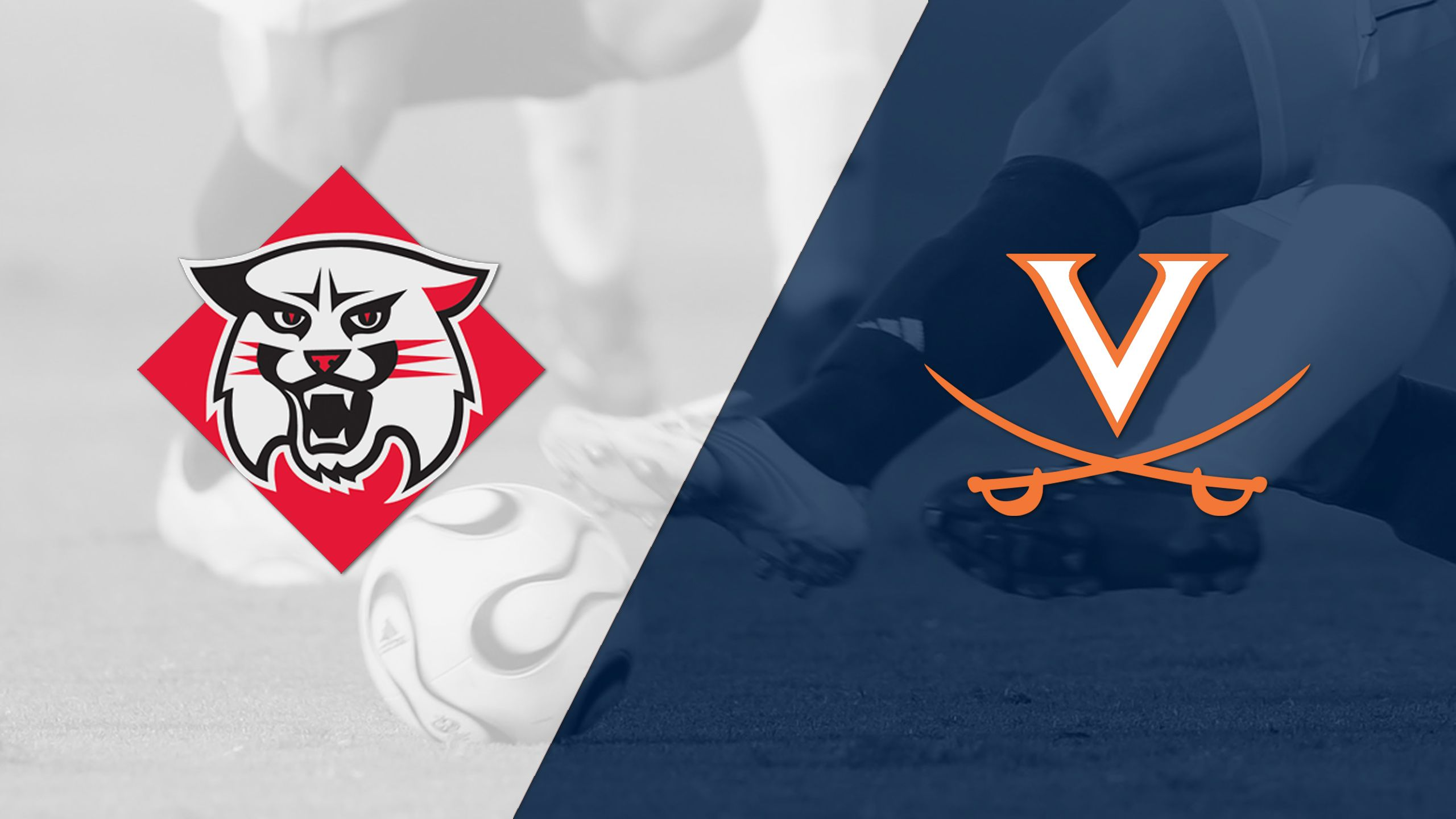 Davidson vs. #9 Virginia (M Soccer)