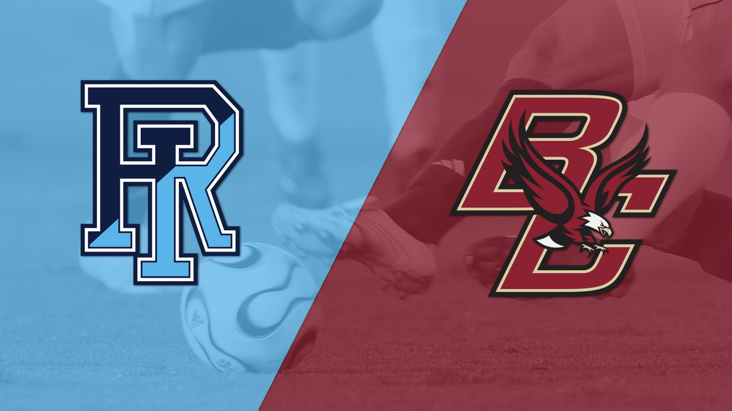 Rhode Island vs. Boston College (M Soccer)