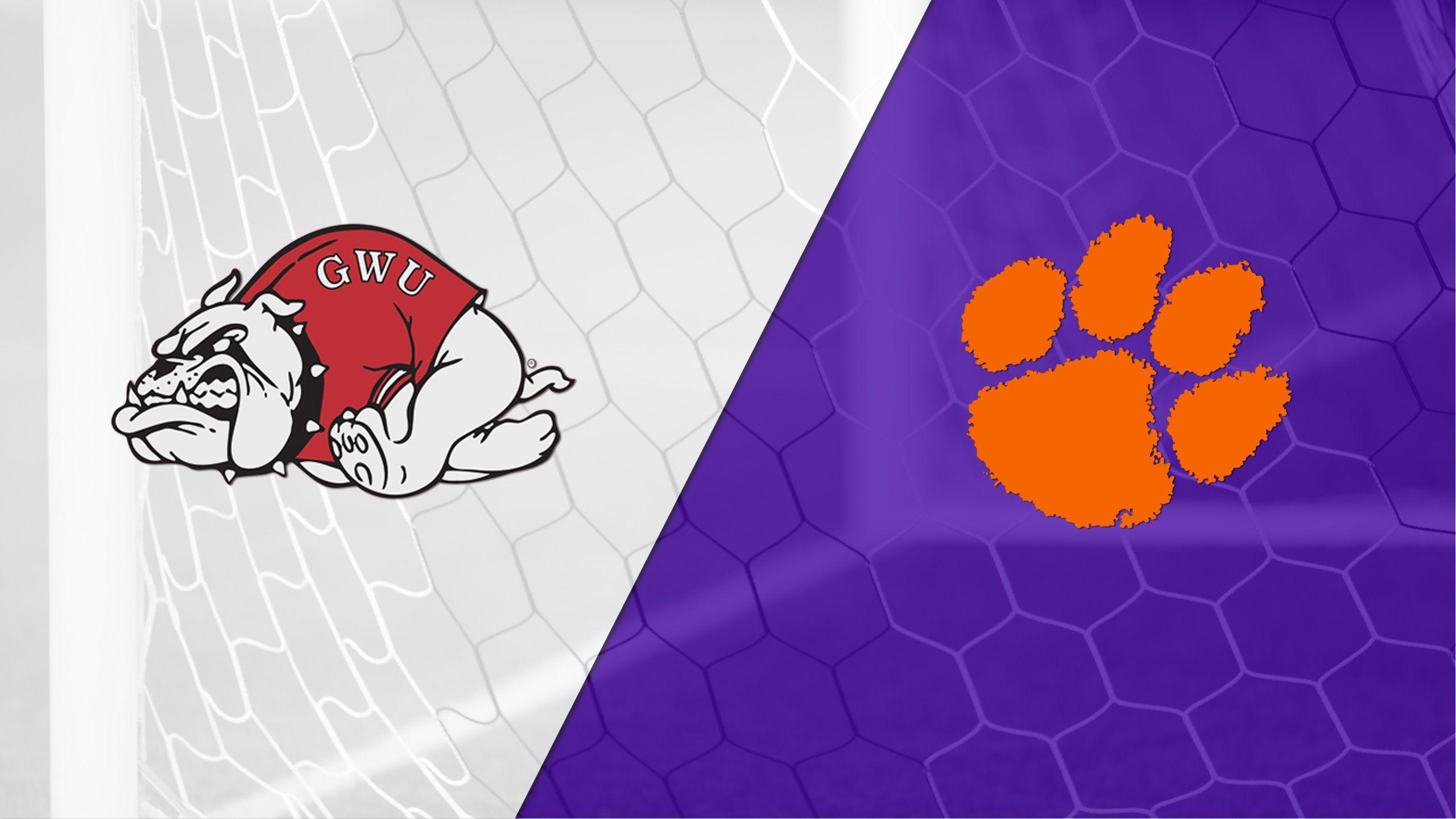 Gardner-Webb vs. Clemson (M Soccer)