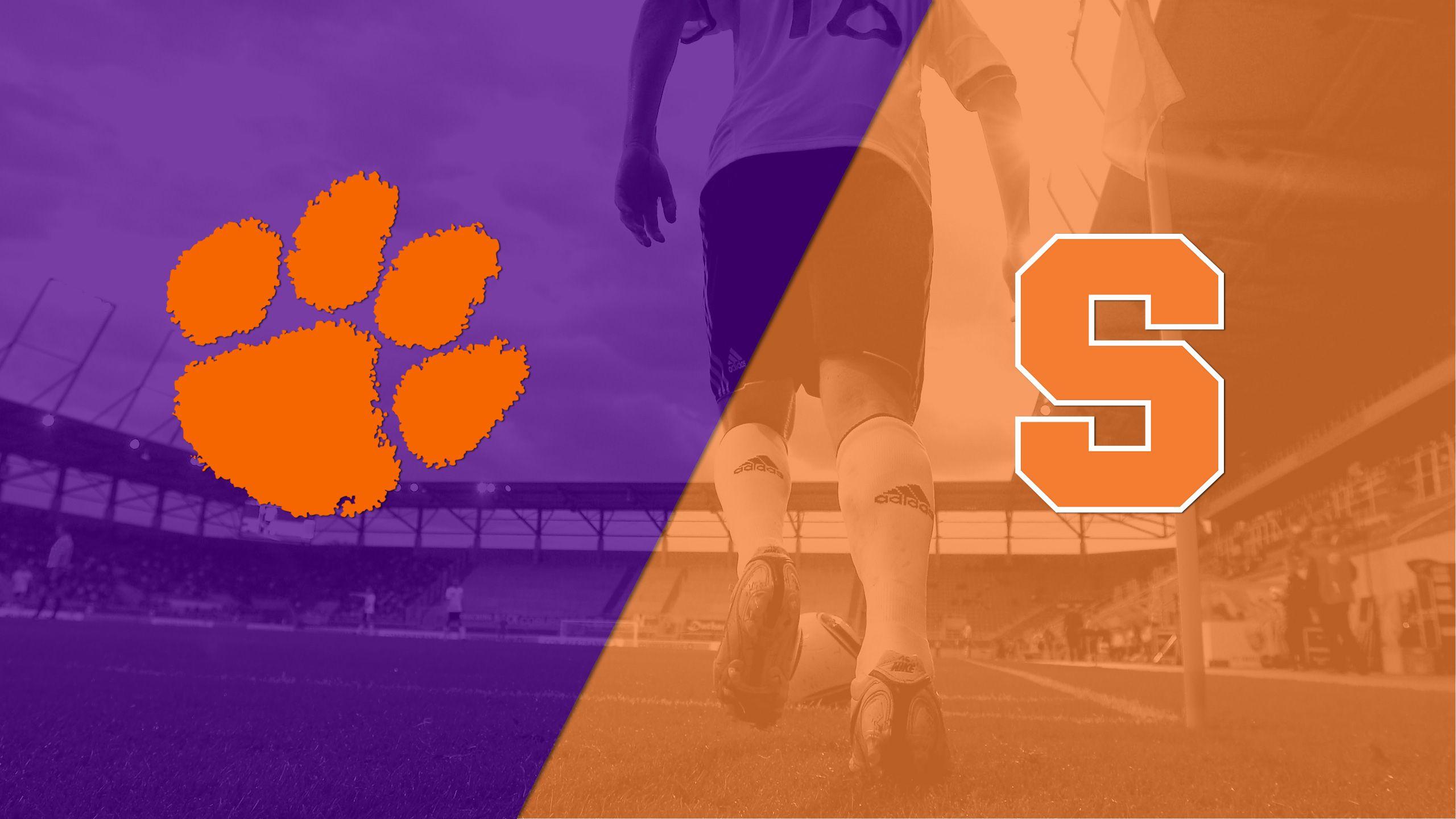 #7 Clemson vs. Syracuse (M Soccer)