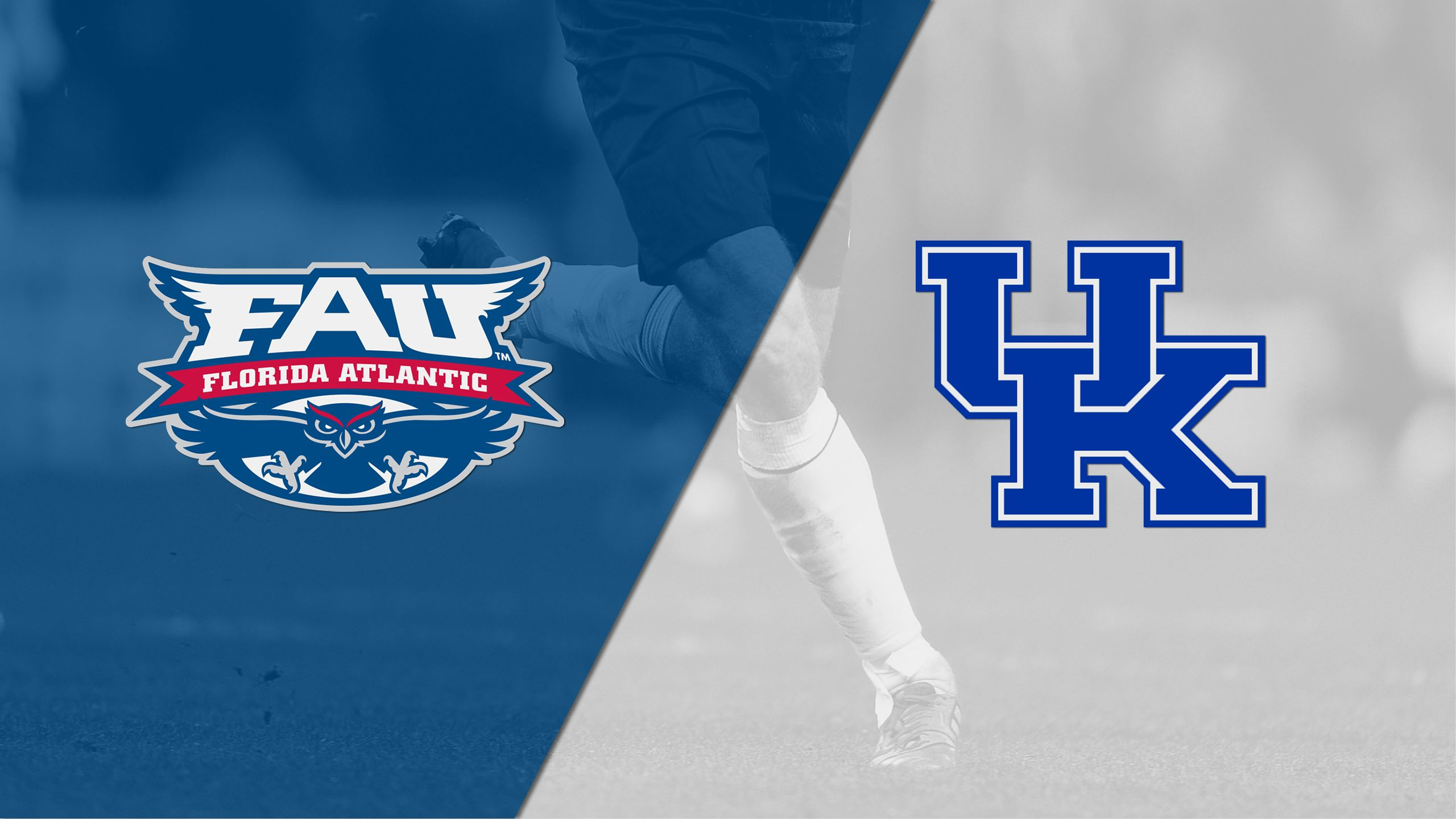 Florida Atlantic vs. #15 Kentucky (M Soccer)