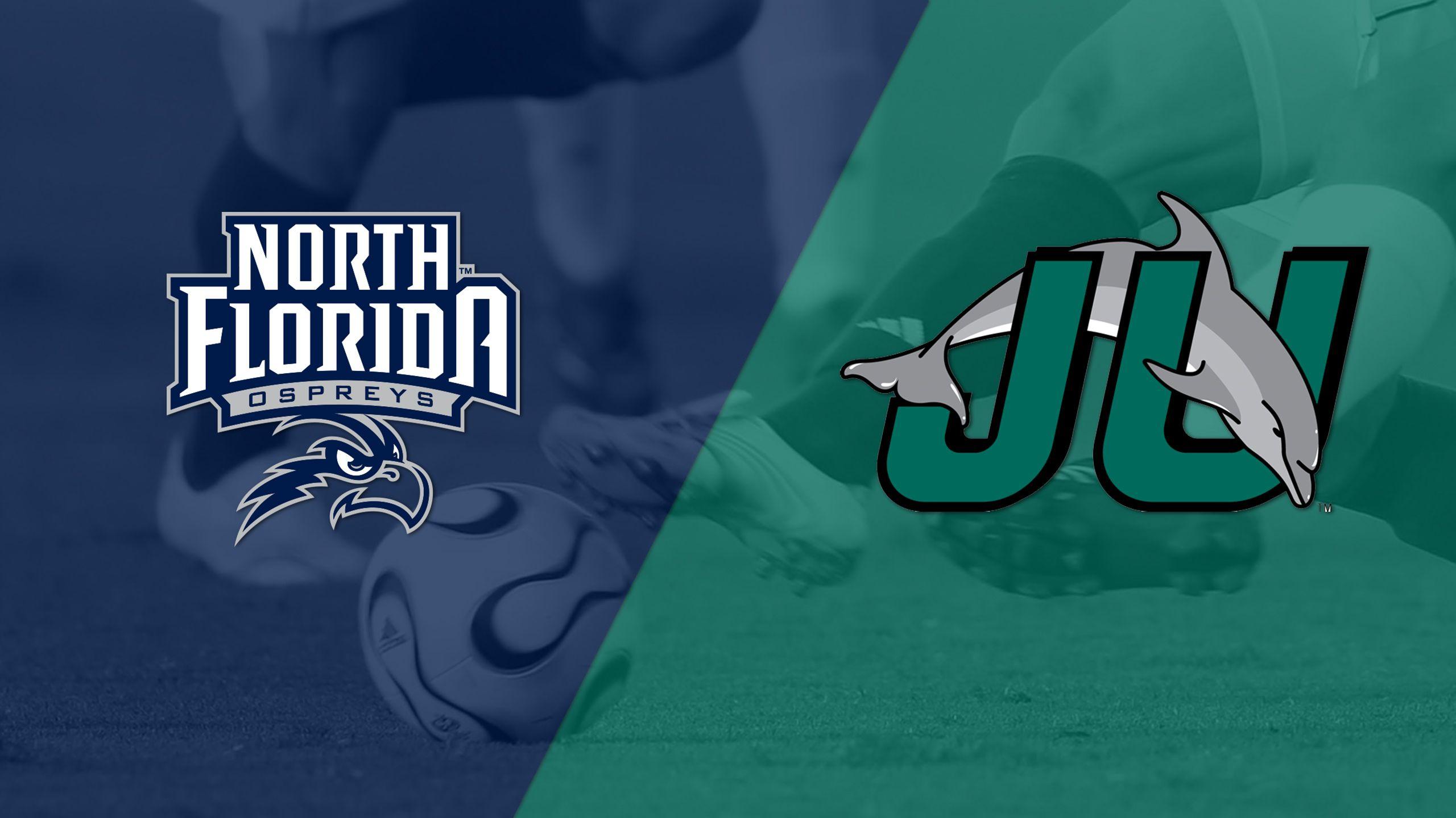 North Florida vs. Jacksonville (First Round) (Atlantic Sun Men's Soccer Championship)