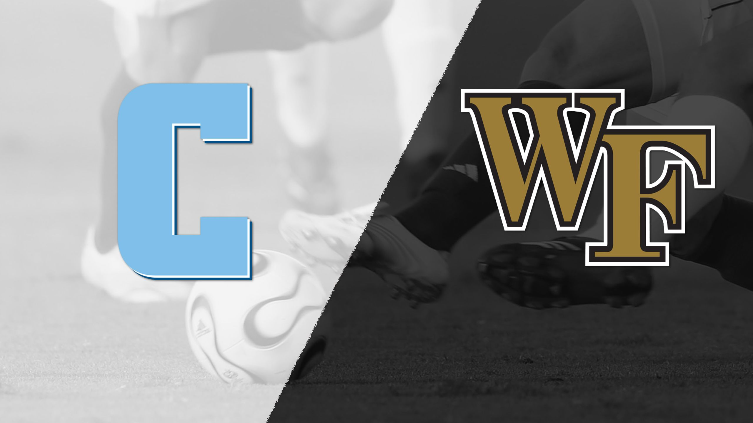 Columbia vs. #1 Wake Forest (Second Round) (NCAA Division I Men's Soccer Championship)