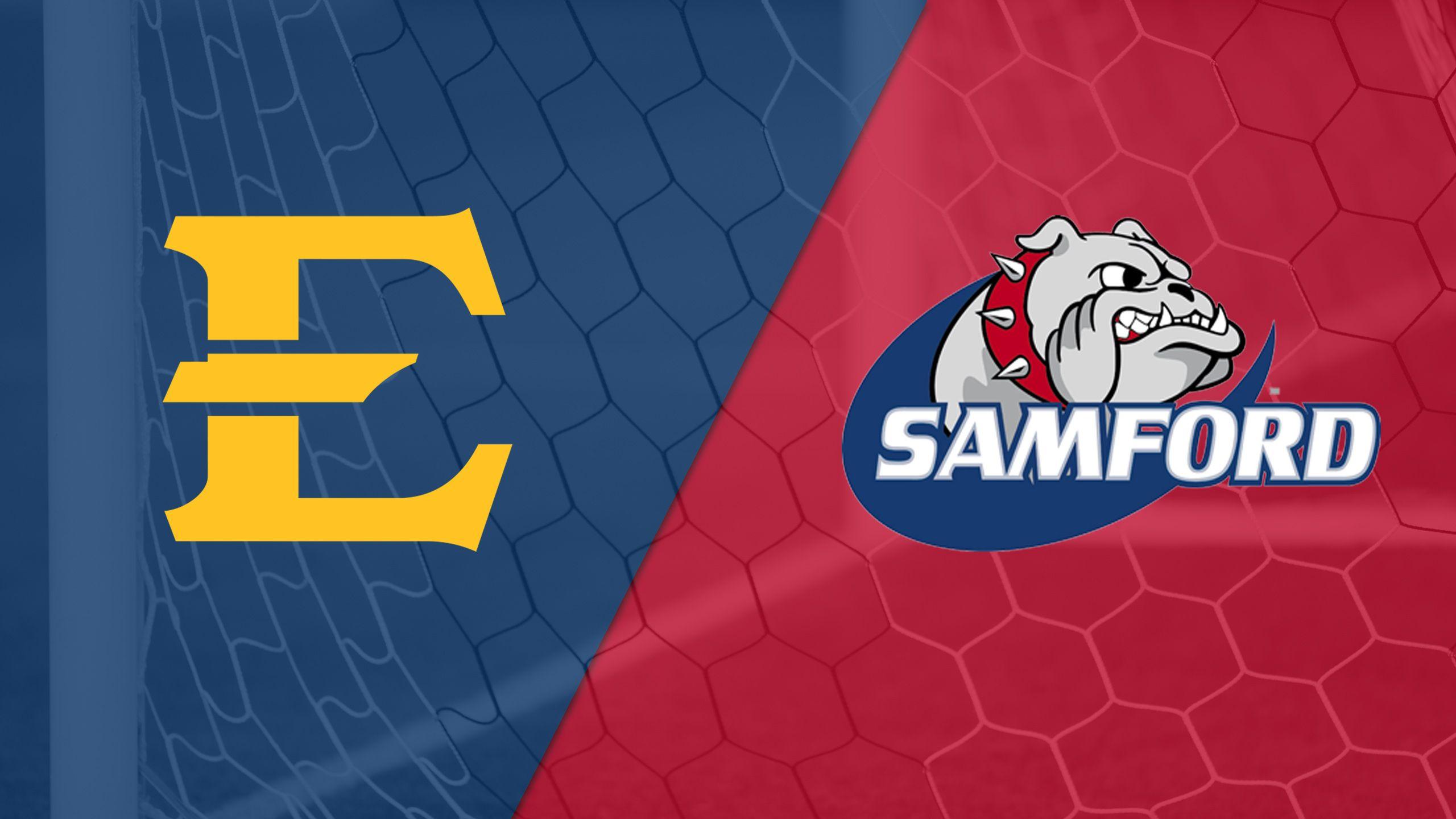 East Tennessee State vs. Samford (Championship) (SoCon Women's Soccer Championship)