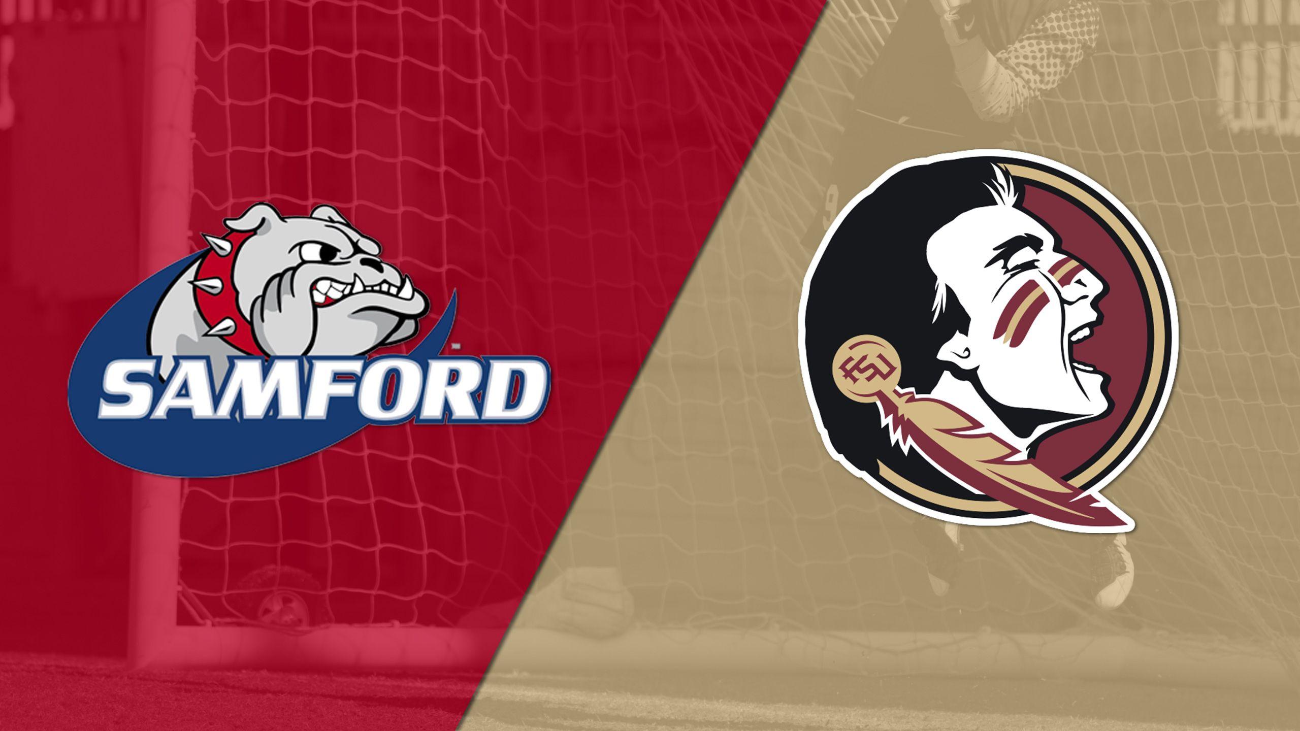 Samford vs. Florida State (First Round) (NCAA Women's Soccer Championship)
