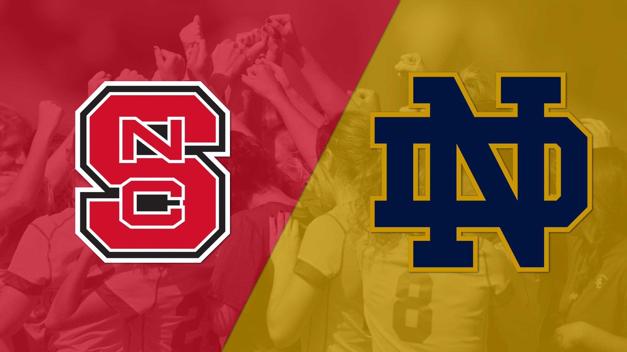 #24 NC State vs. Notre Dame (W Soccer)
