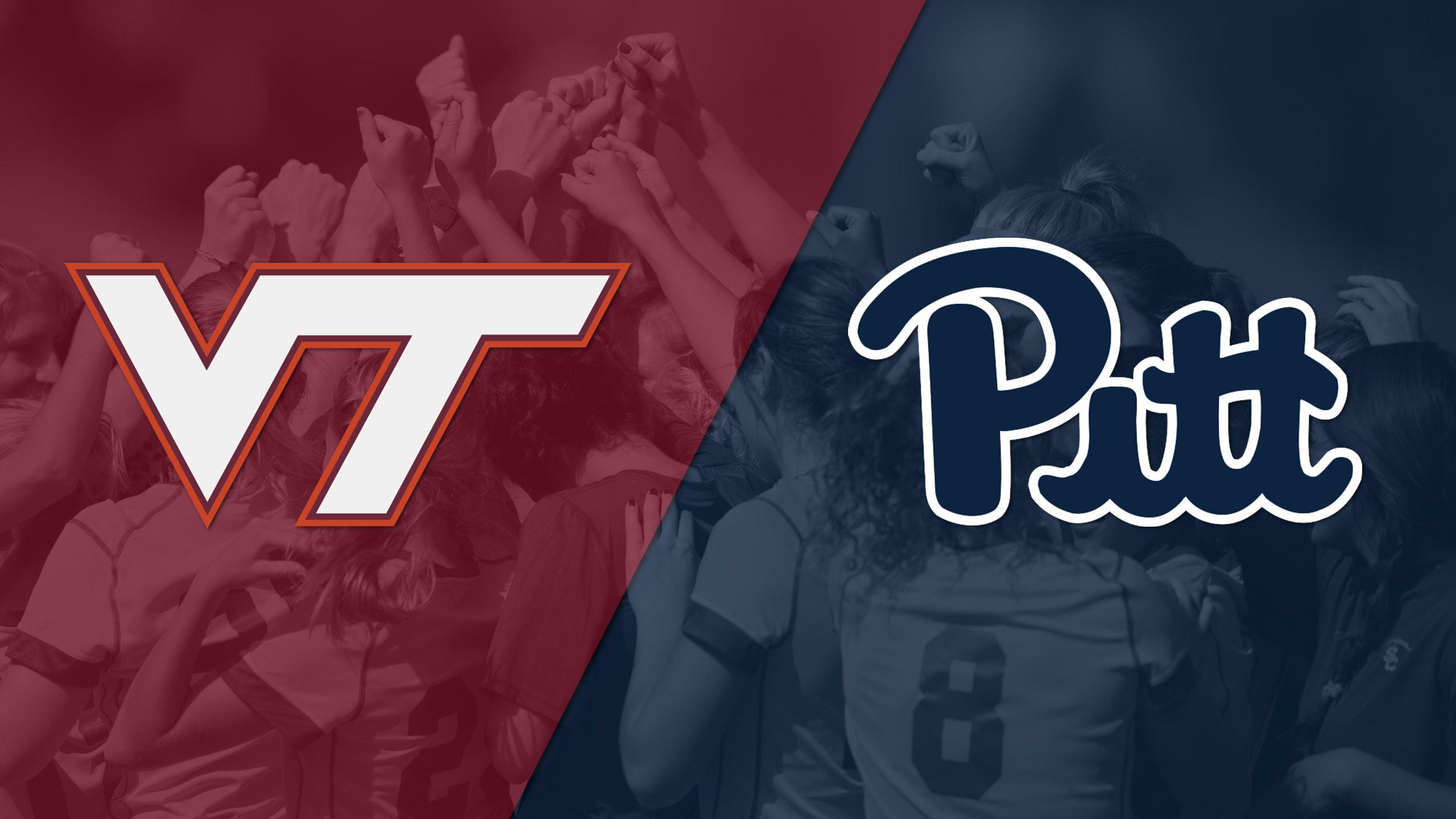 Virginia Tech vs. Pittsburgh (W Soccer)