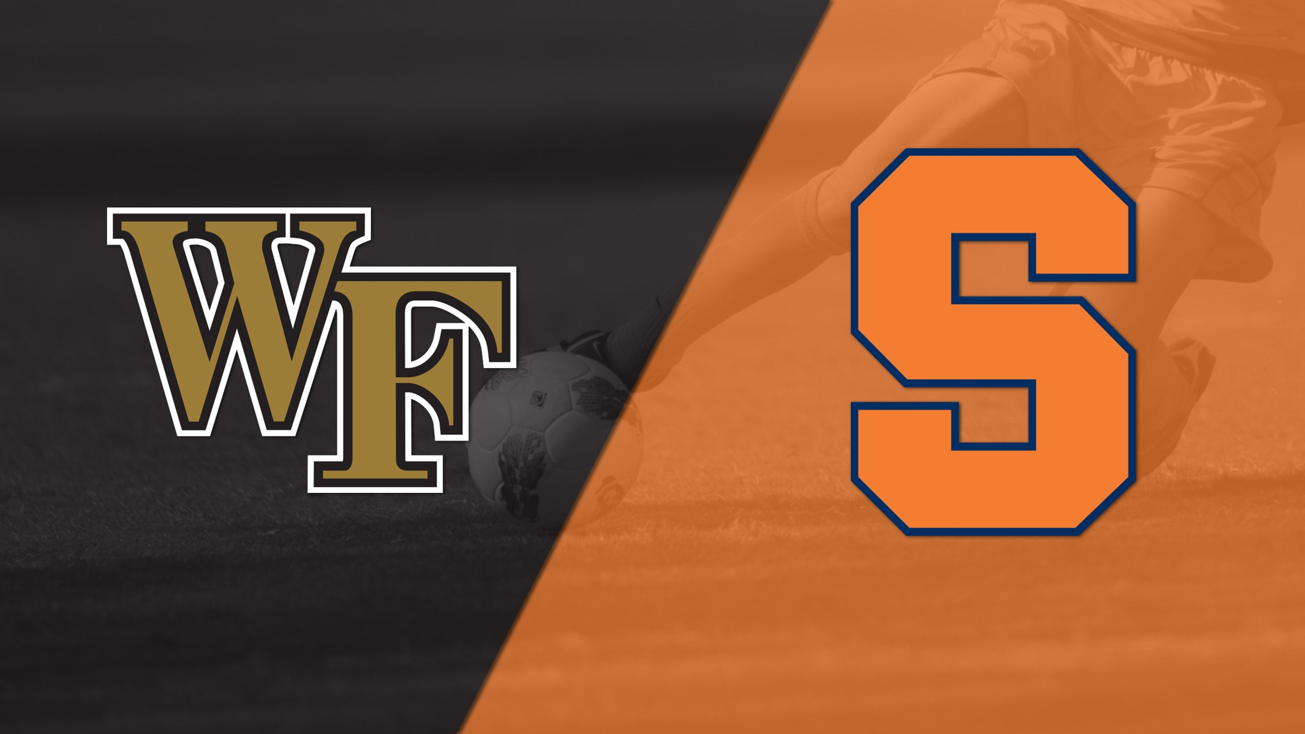 #18 Wake Forest vs. Syracuse (W Soccer)