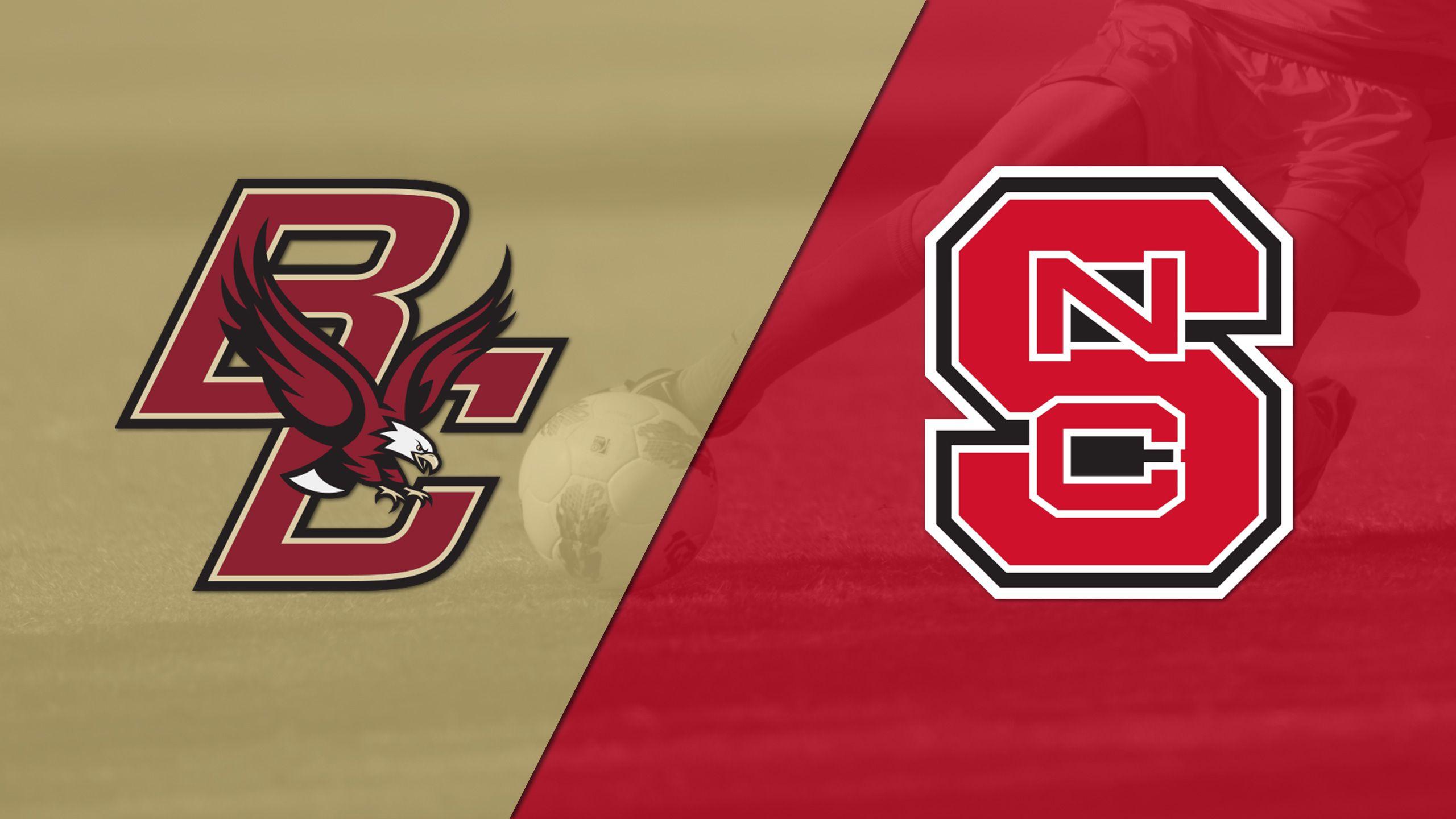 Boston College vs. #24 NC State (W Soccer)