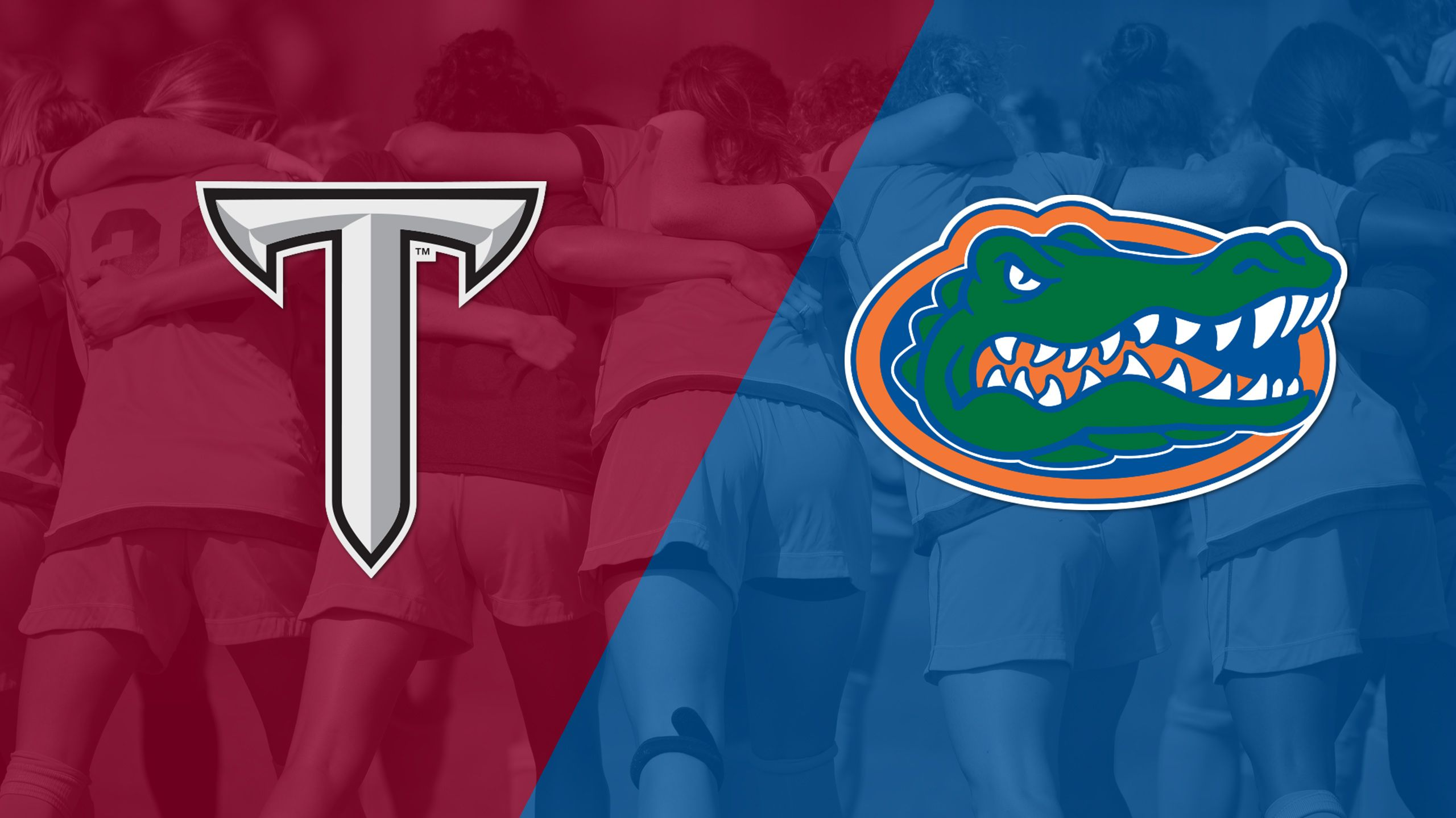 Troy vs. #7 Florida (W Soccer)