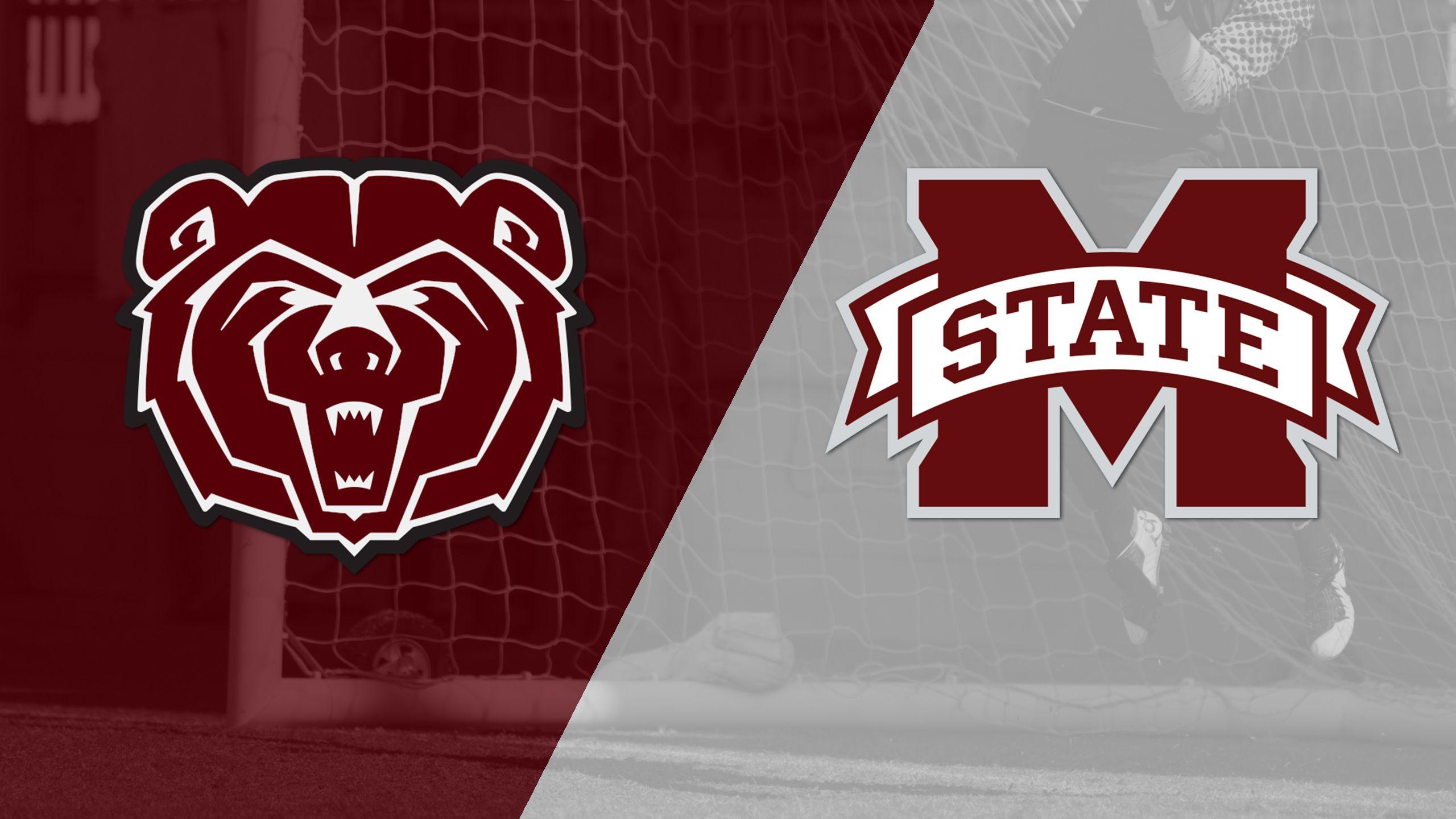 Missouri State vs. Mississippi State (W Soccer)
