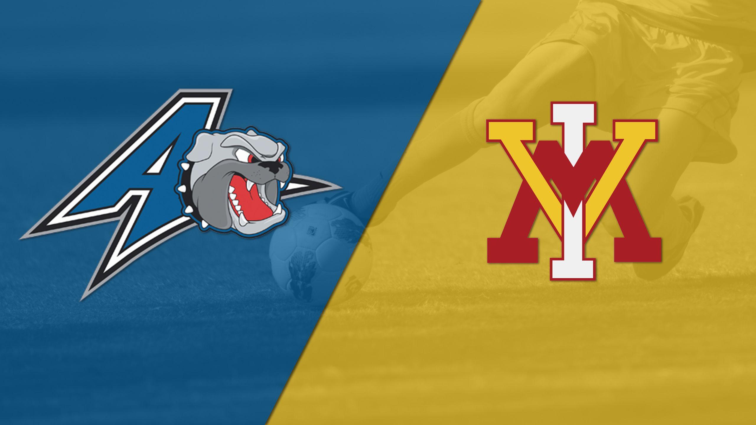 UNC-Asheville vs. VMI (W Soccer)