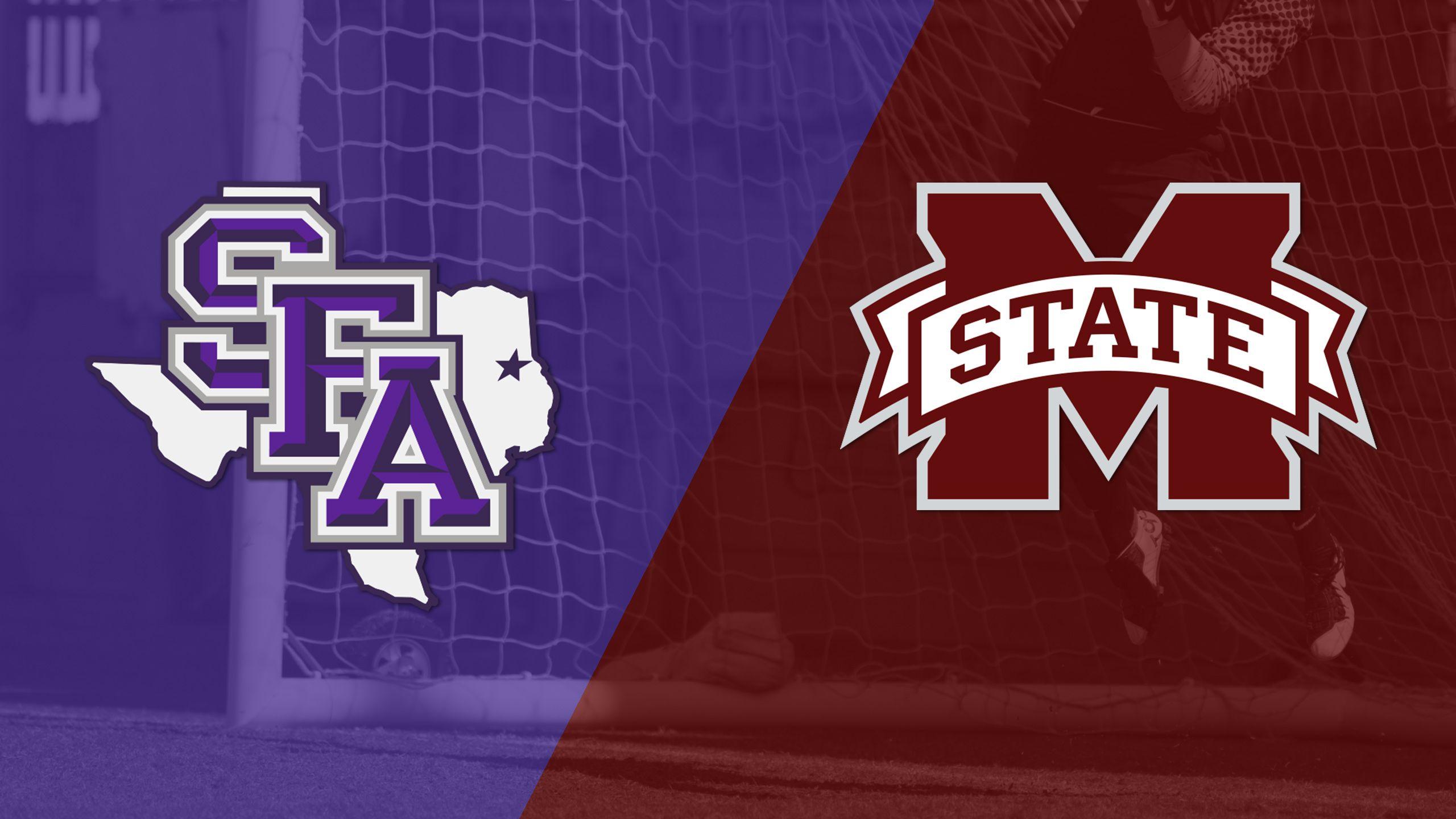 Stephen F. Austin vs. Mississippi State (W Soccer)