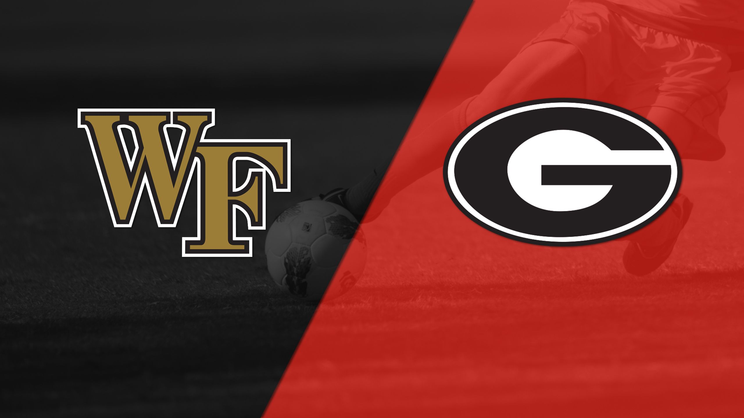 Wake Forest vs. Georgia (W Soccer)
