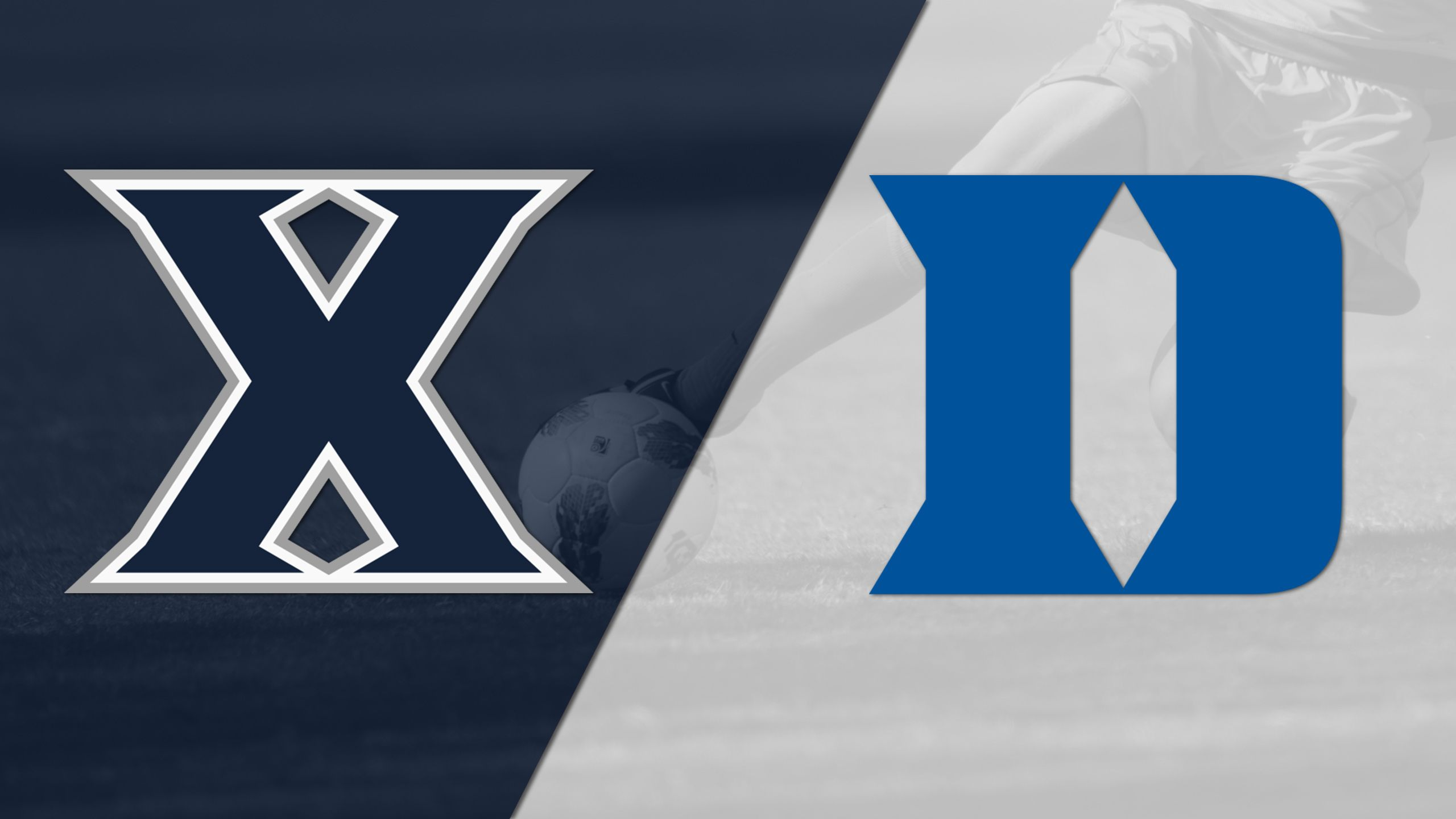 Xavier vs. #12 Duke (W Soccer)