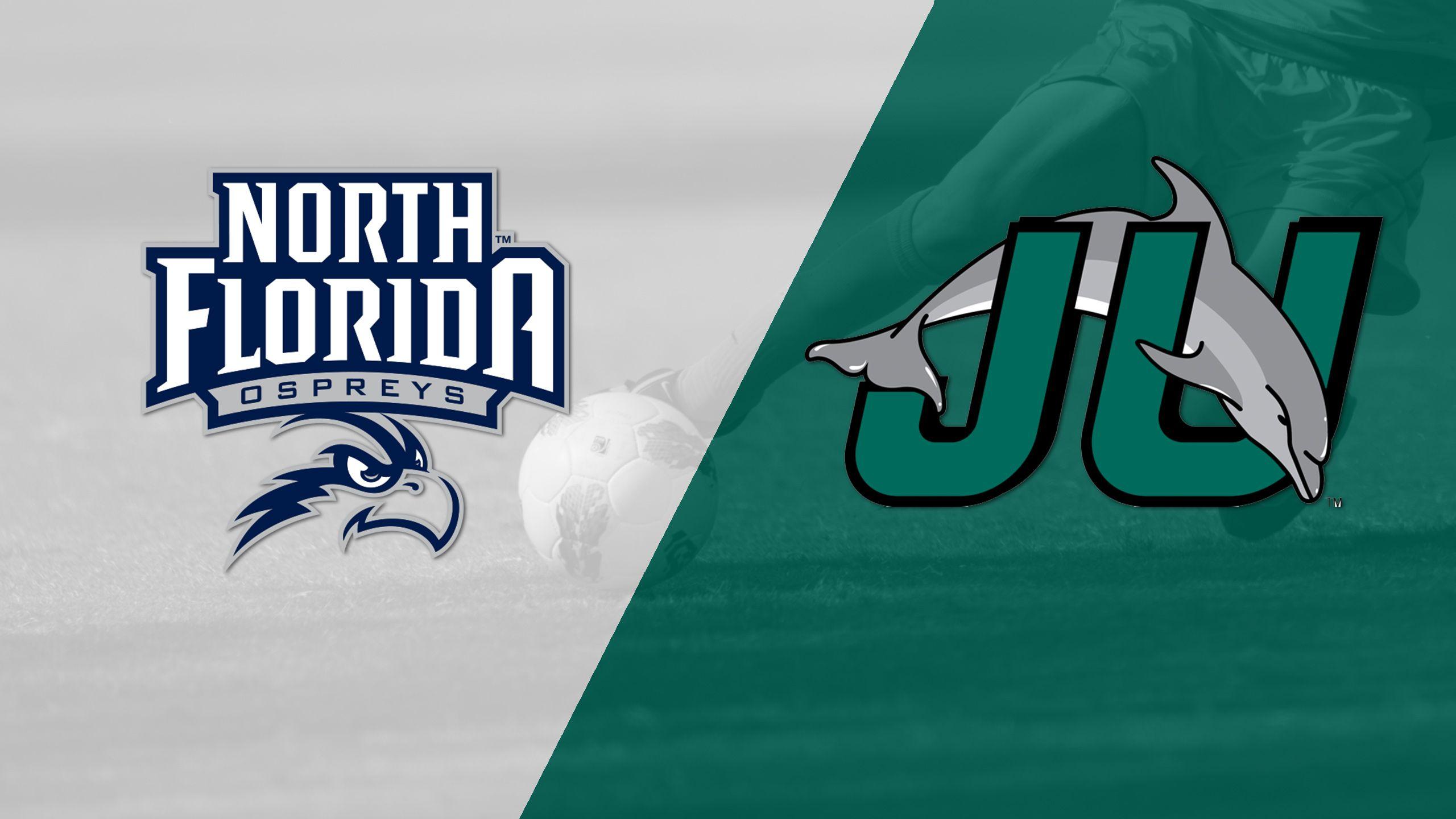 North Florida vs. Jacksonville (W Soccer)
