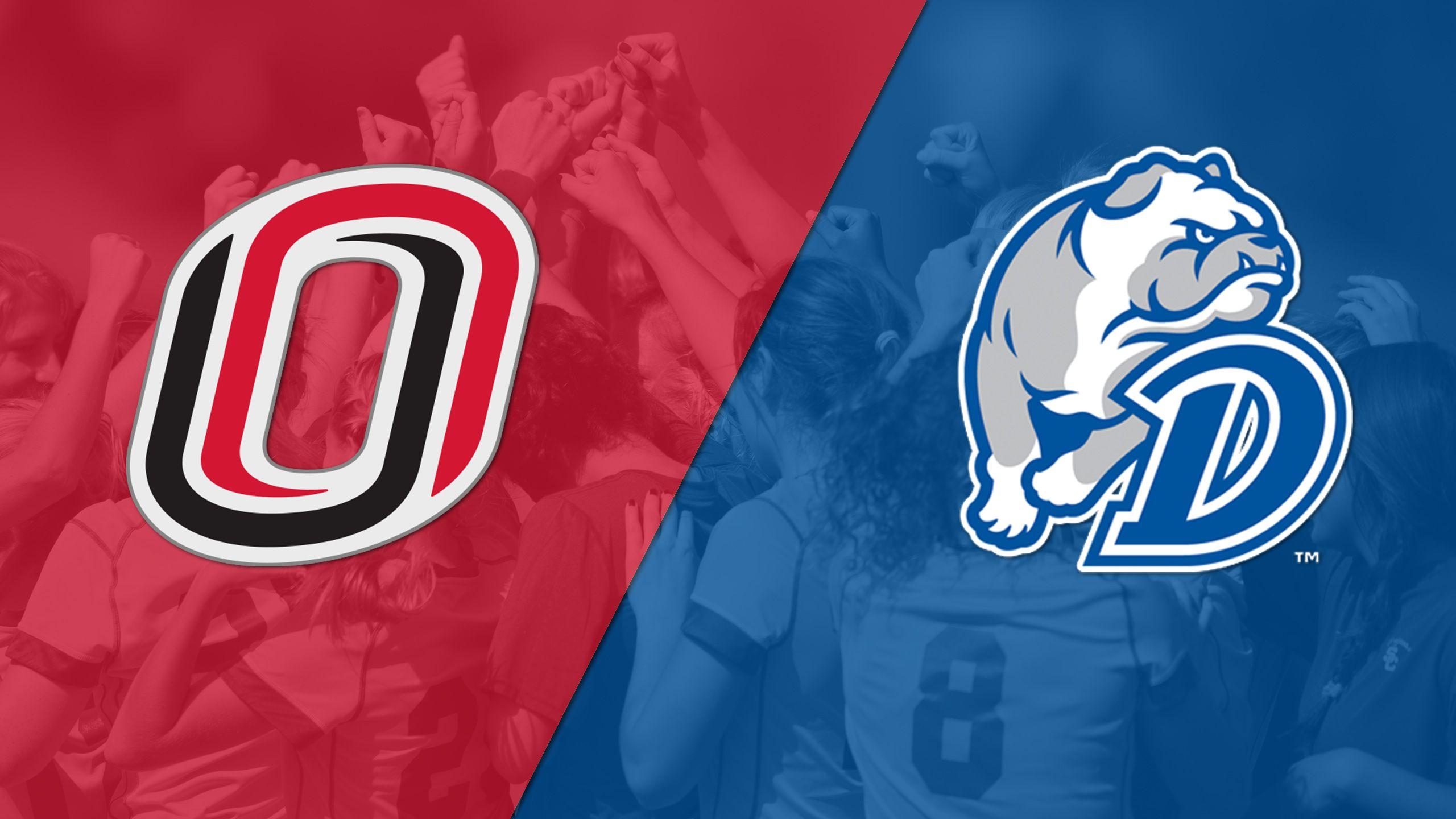 Omaha vs. Drake (W Soccer)