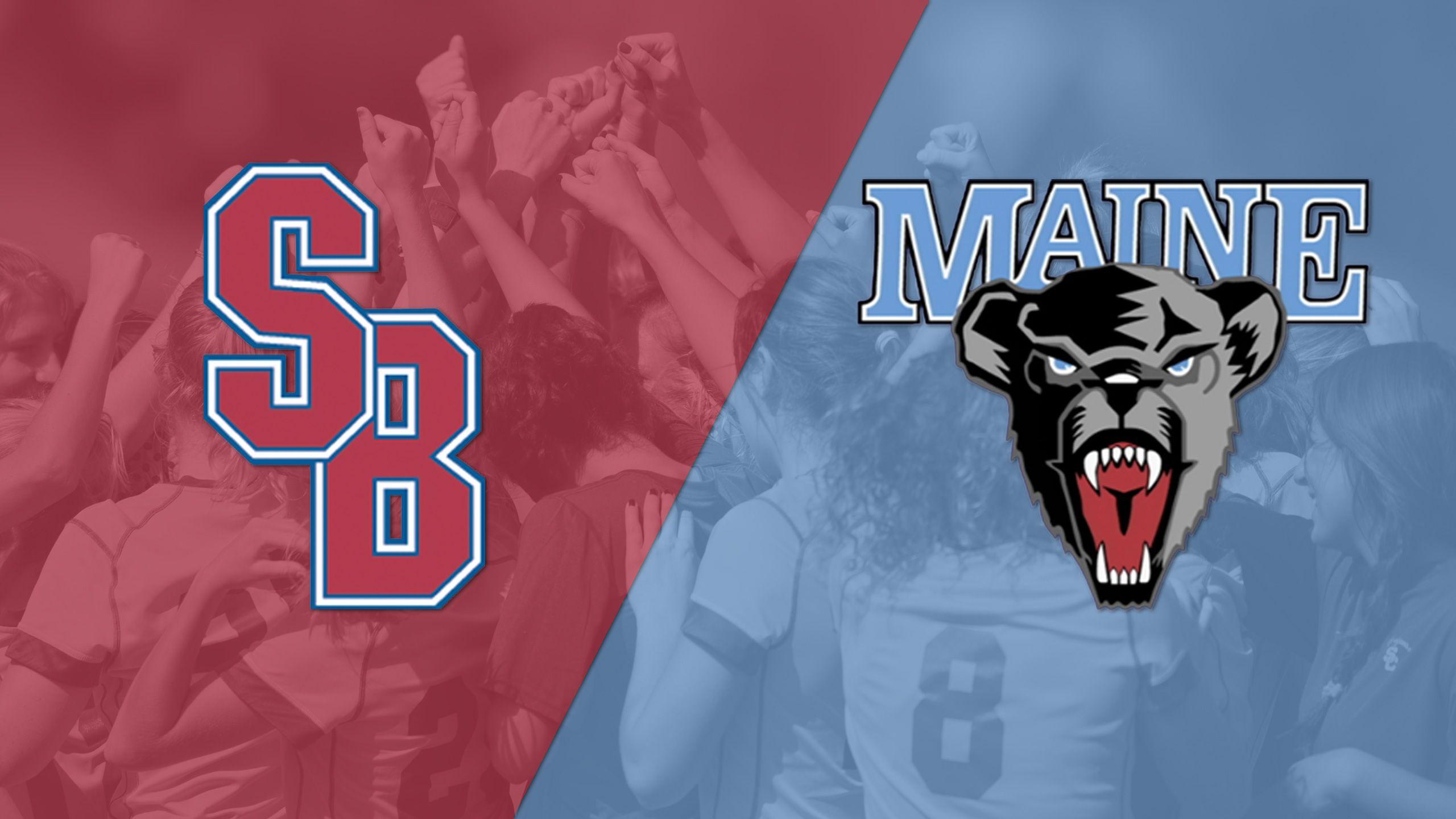 Stony Brook vs. Maine (W Soccer)