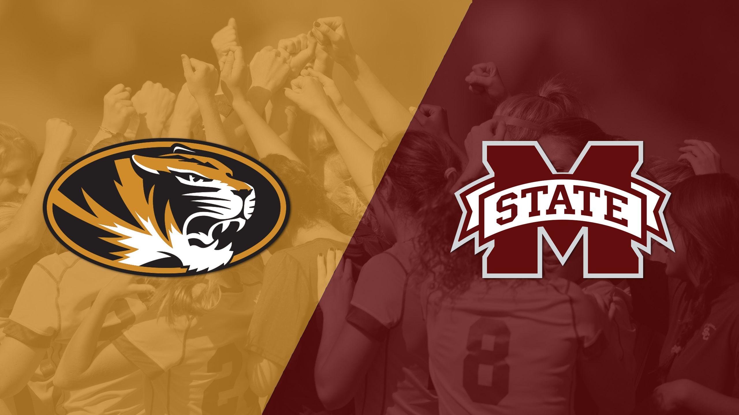 Missouri vs. Mississippi State (W Soccer)