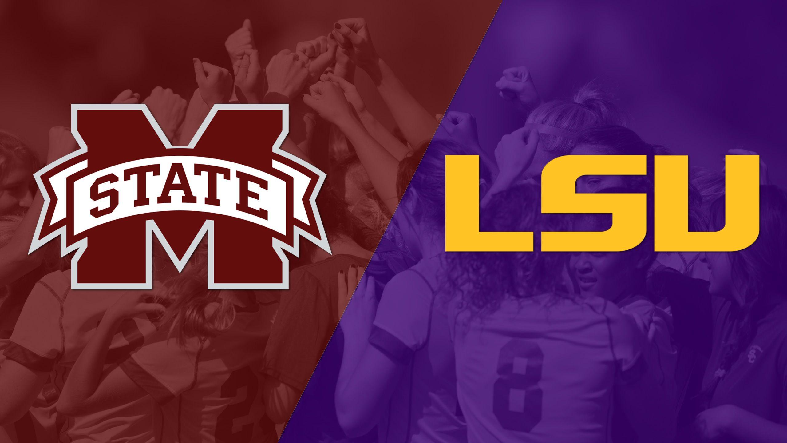 Mississippi State vs. LSU (W Soccer)