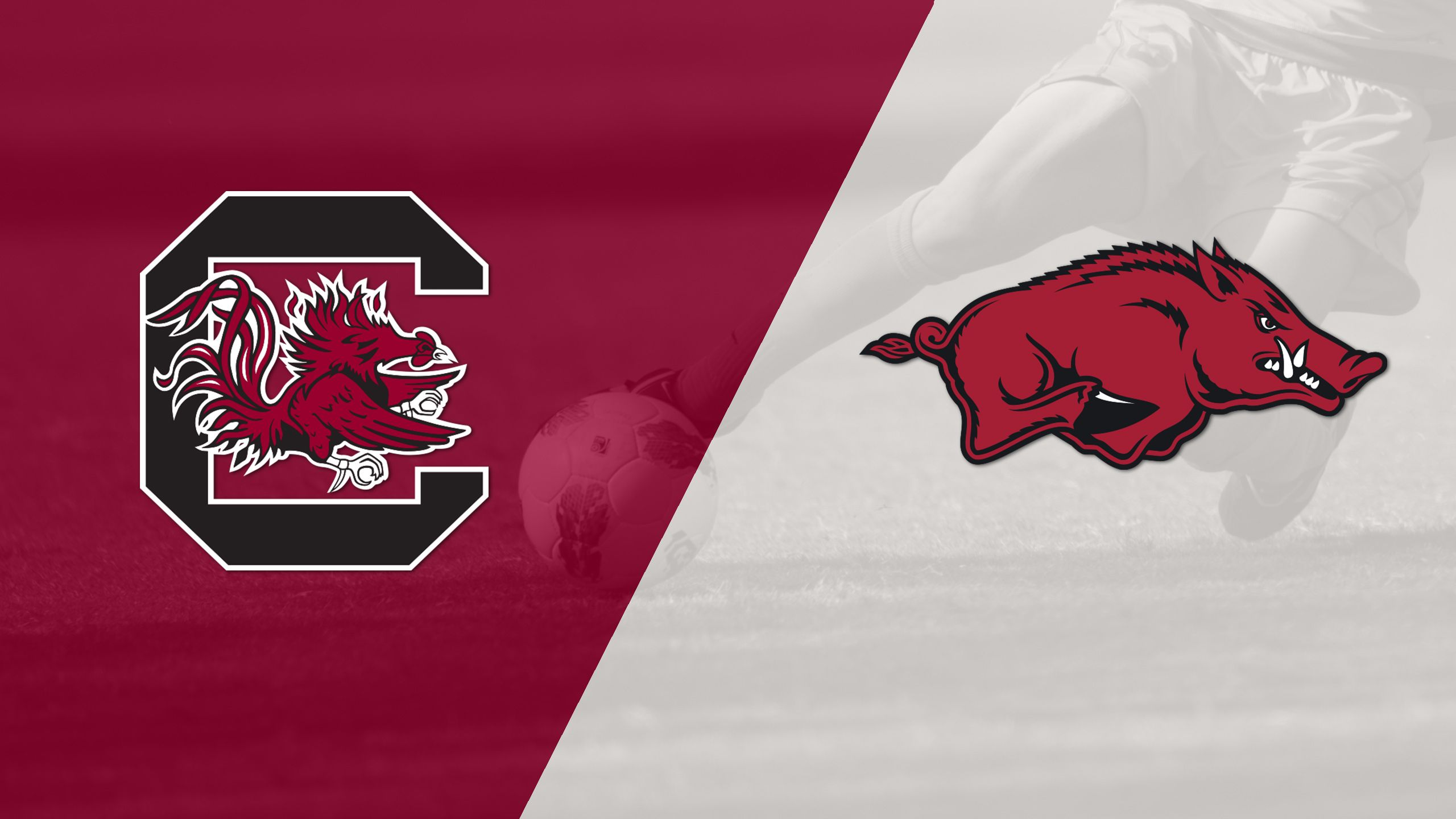 #3 South Carolina vs. Arkansas (W Soccer)