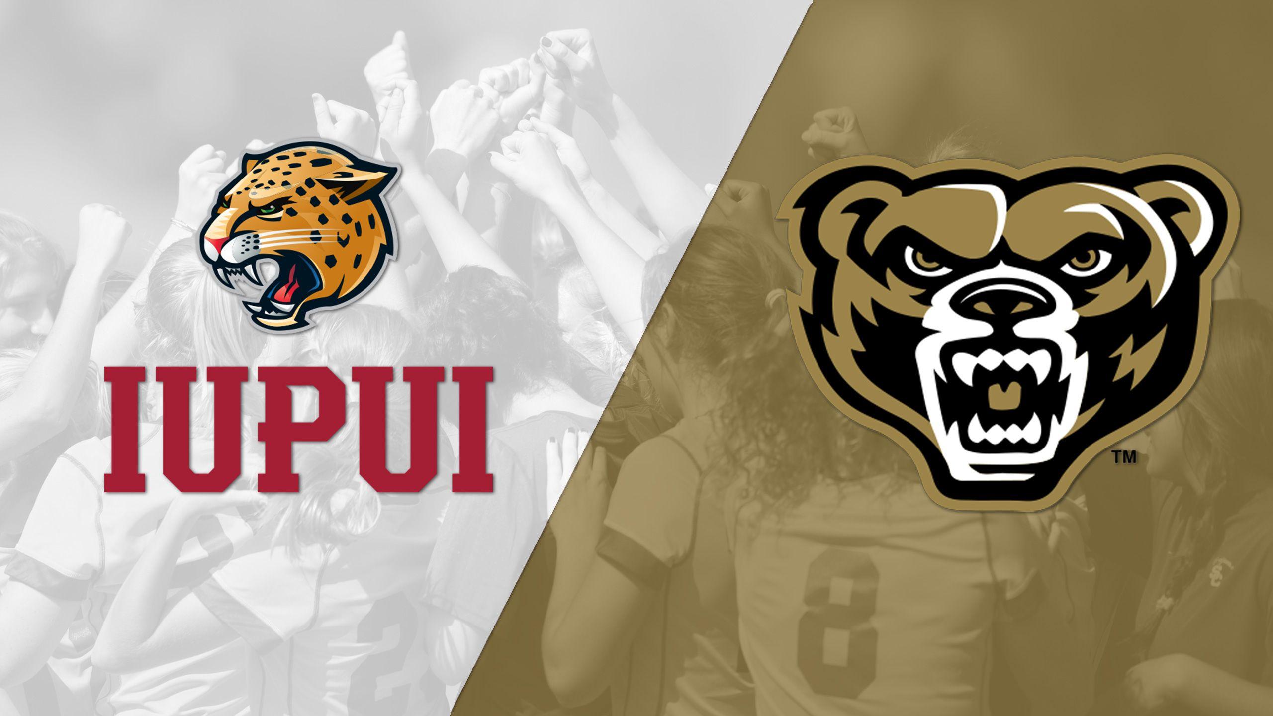 IUPUI vs. Oakland (W Soccer)