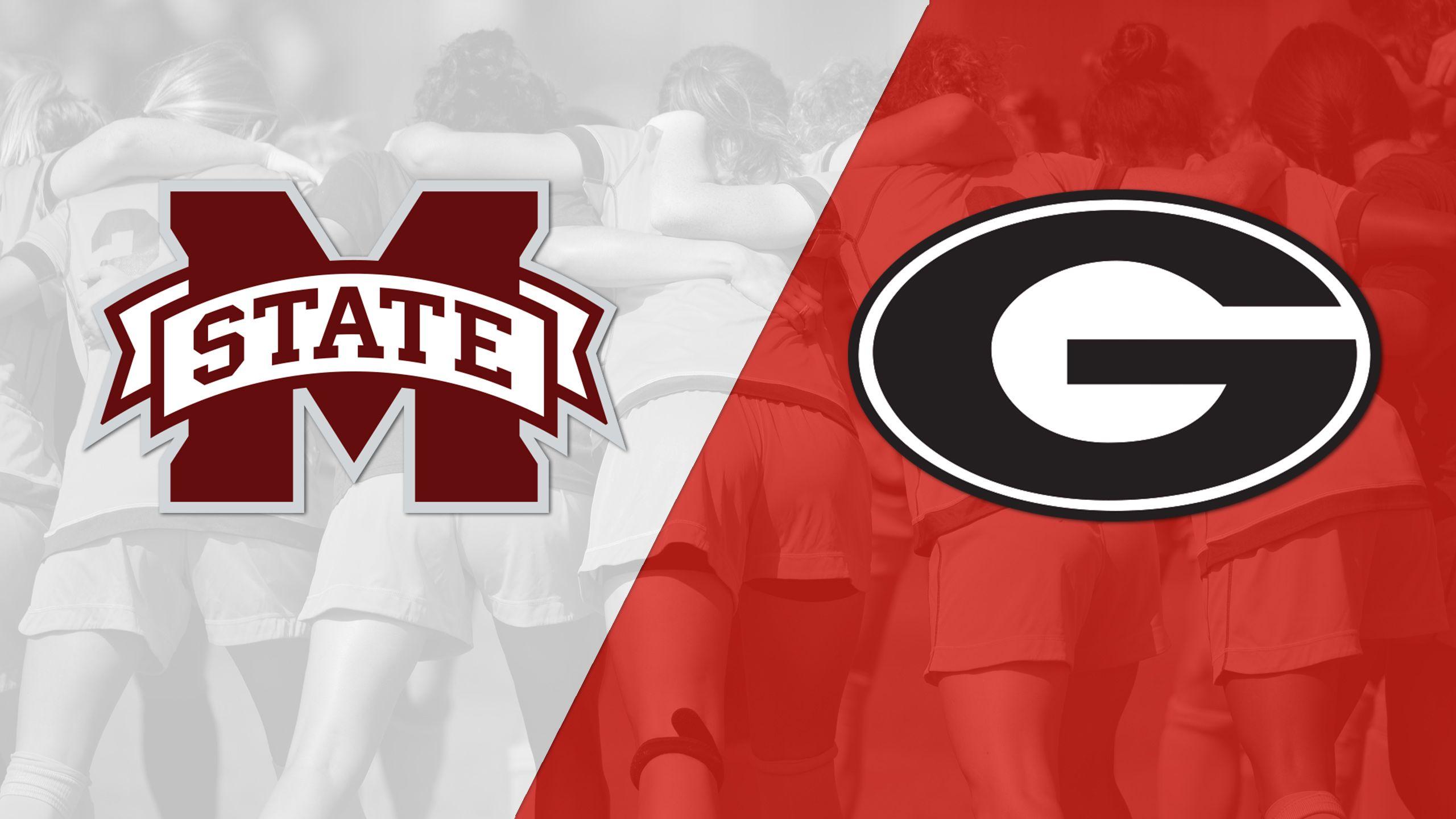 Mississippi State vs. Georgia (W Soccer)