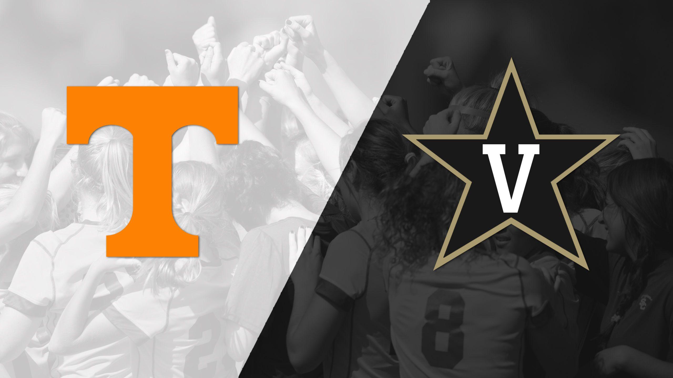 #11 Tennessee vs. Vanderbilt (W Soccer)