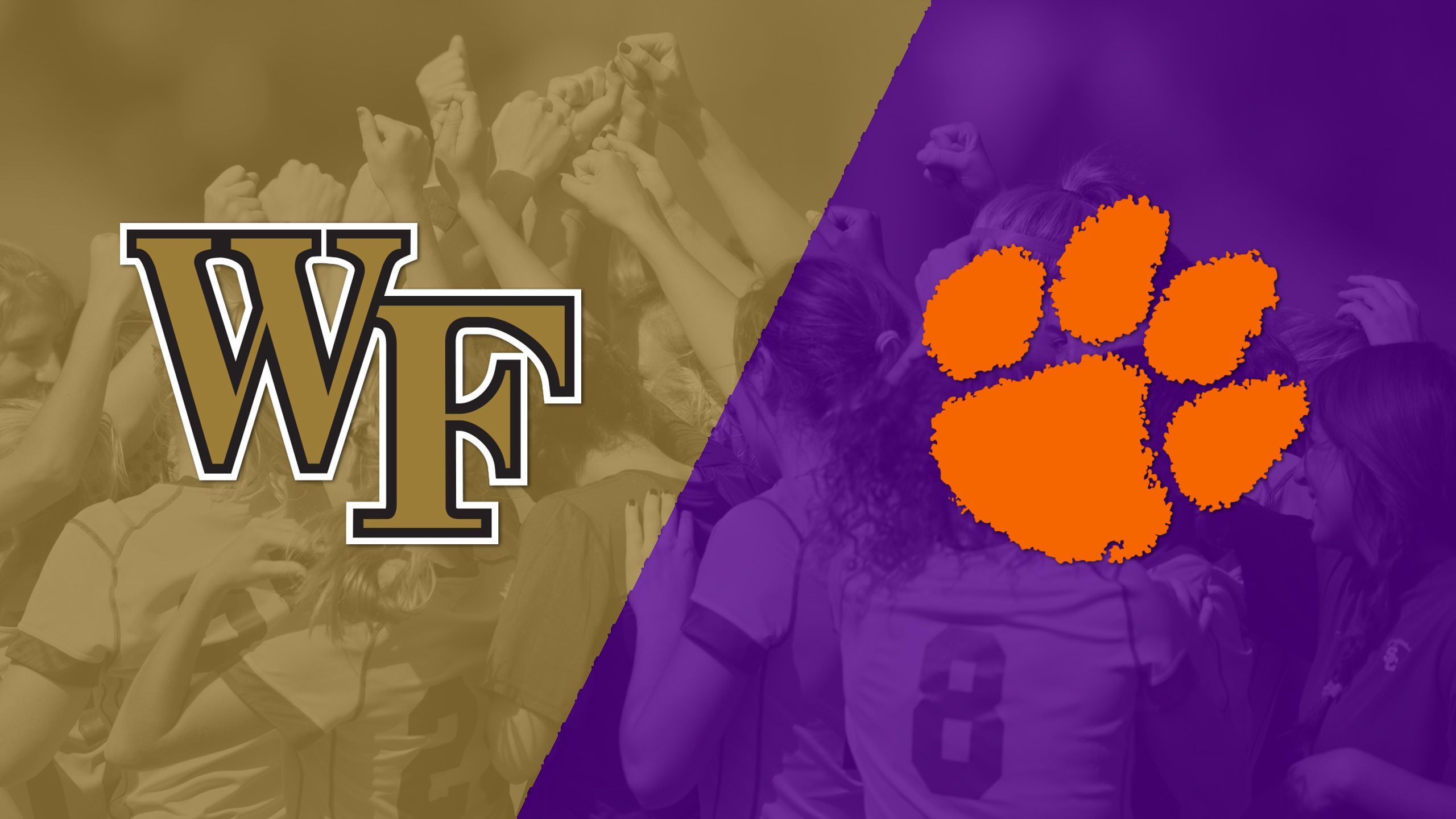 #15 Wake Forest vs. Clemson (W Soccer)