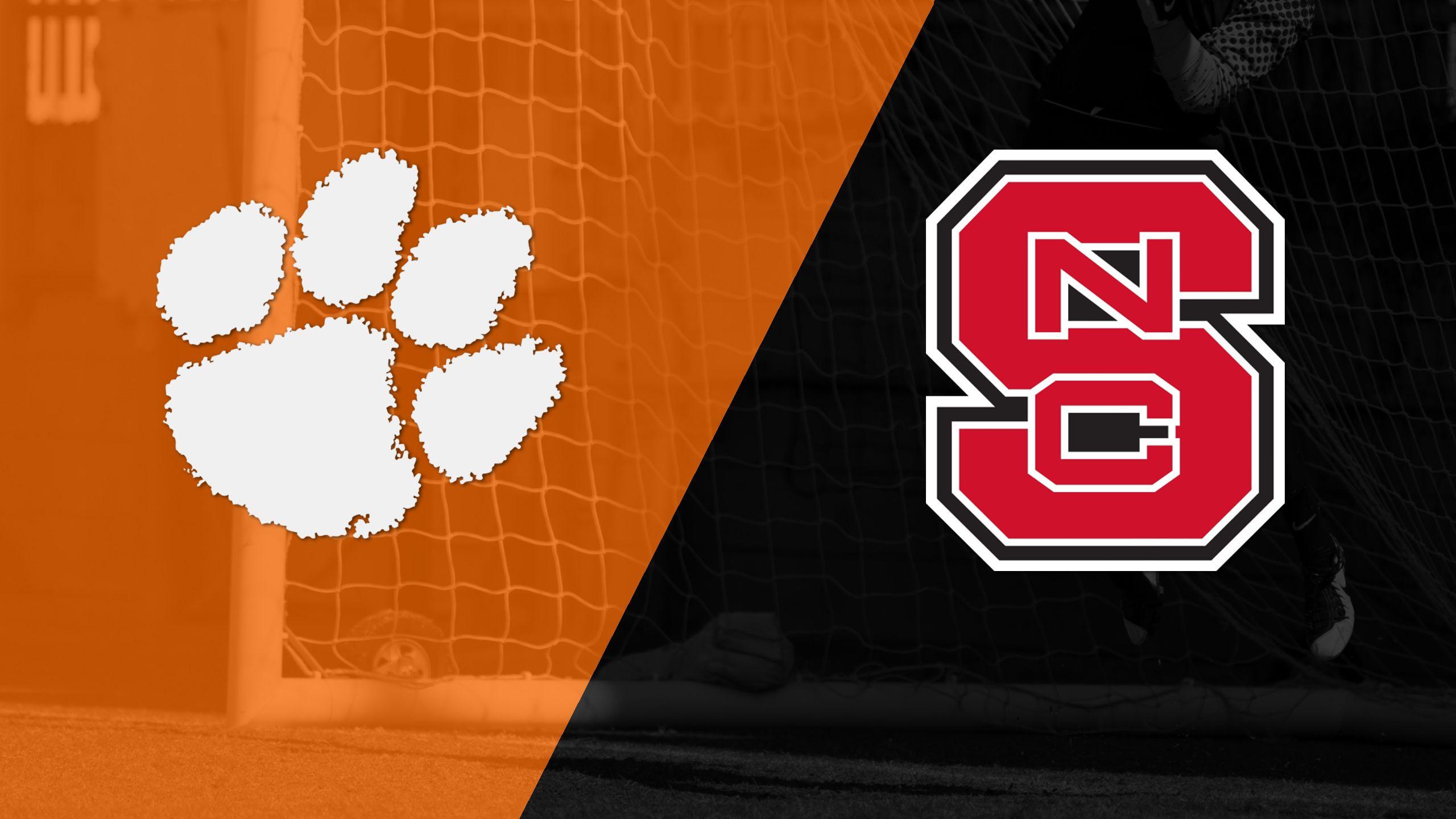 Clemson vs. NC State (W Soccer)