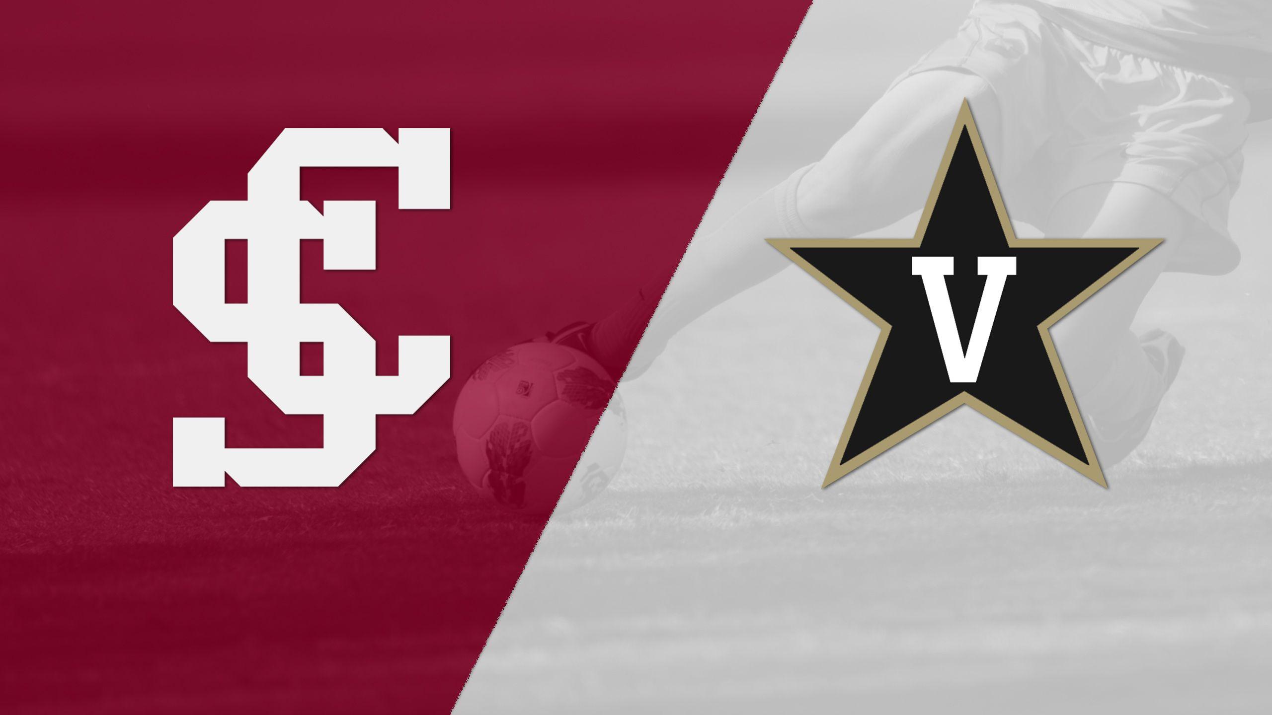 Santa Clara vs. Vanderbilt (Second Round) (NCAA Division I Women's Soccer Championship)