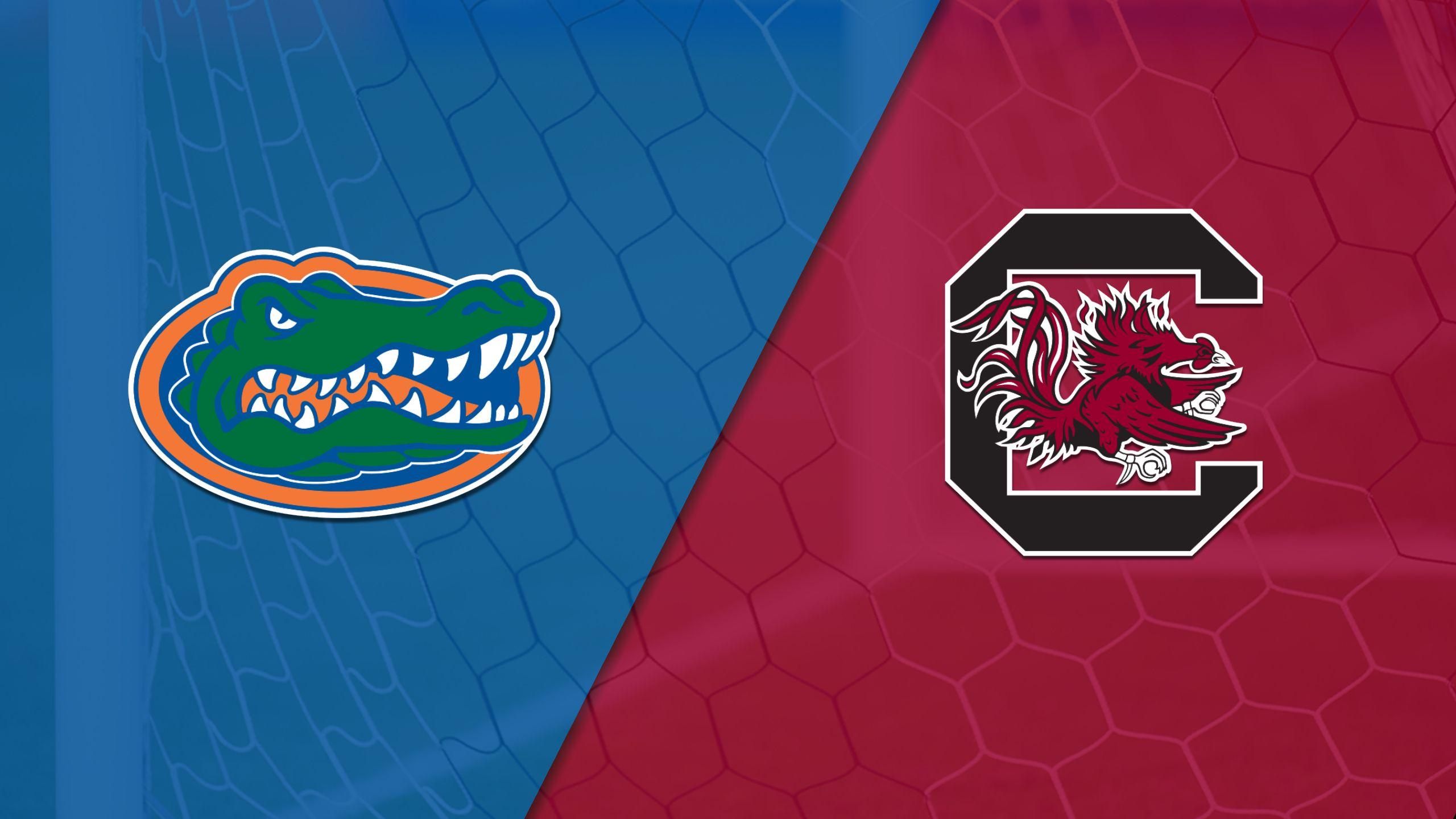 #3 Florida vs. #1 South Carolina (Quarterfinals) (NCAA Division I Women's Soccer Championship)