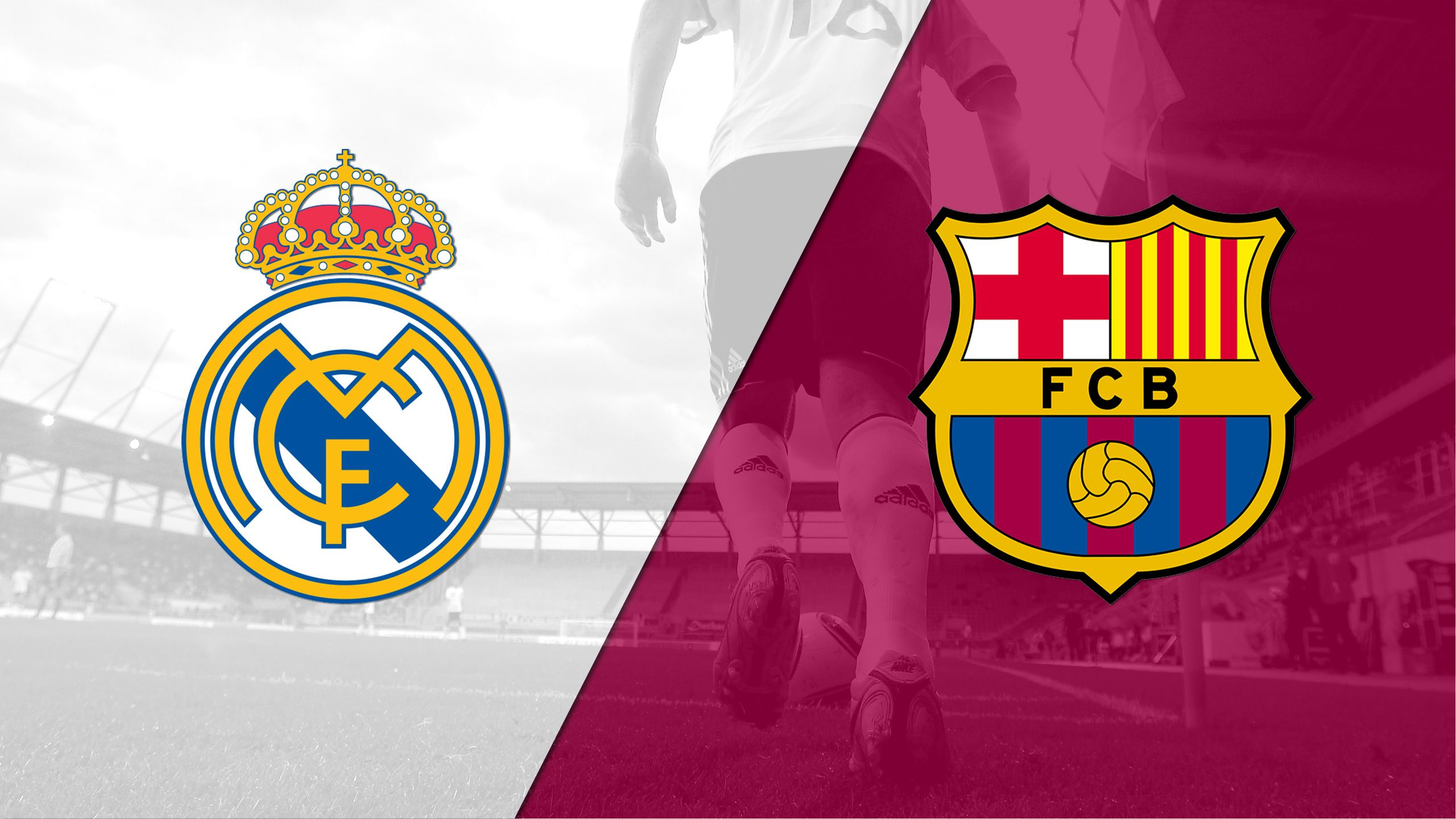 In Spanish - Real Madrid vs. Barcelona (Final, Second Leg) (Spanish Super Cup) (re-air)