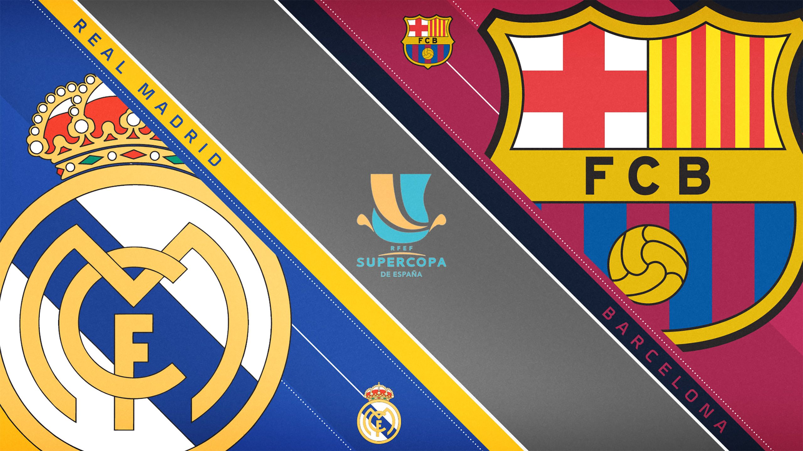Real Madrid vs. Barcelona (Leg 2) (Spanish Super Cup)