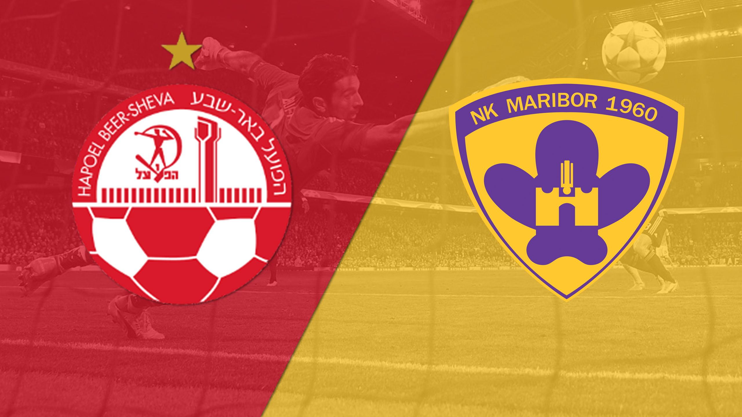 In Spanish - H. Beer-Sheva vs. Maribor (Playoffs, 1st Leg) (UEFA Champions League)
