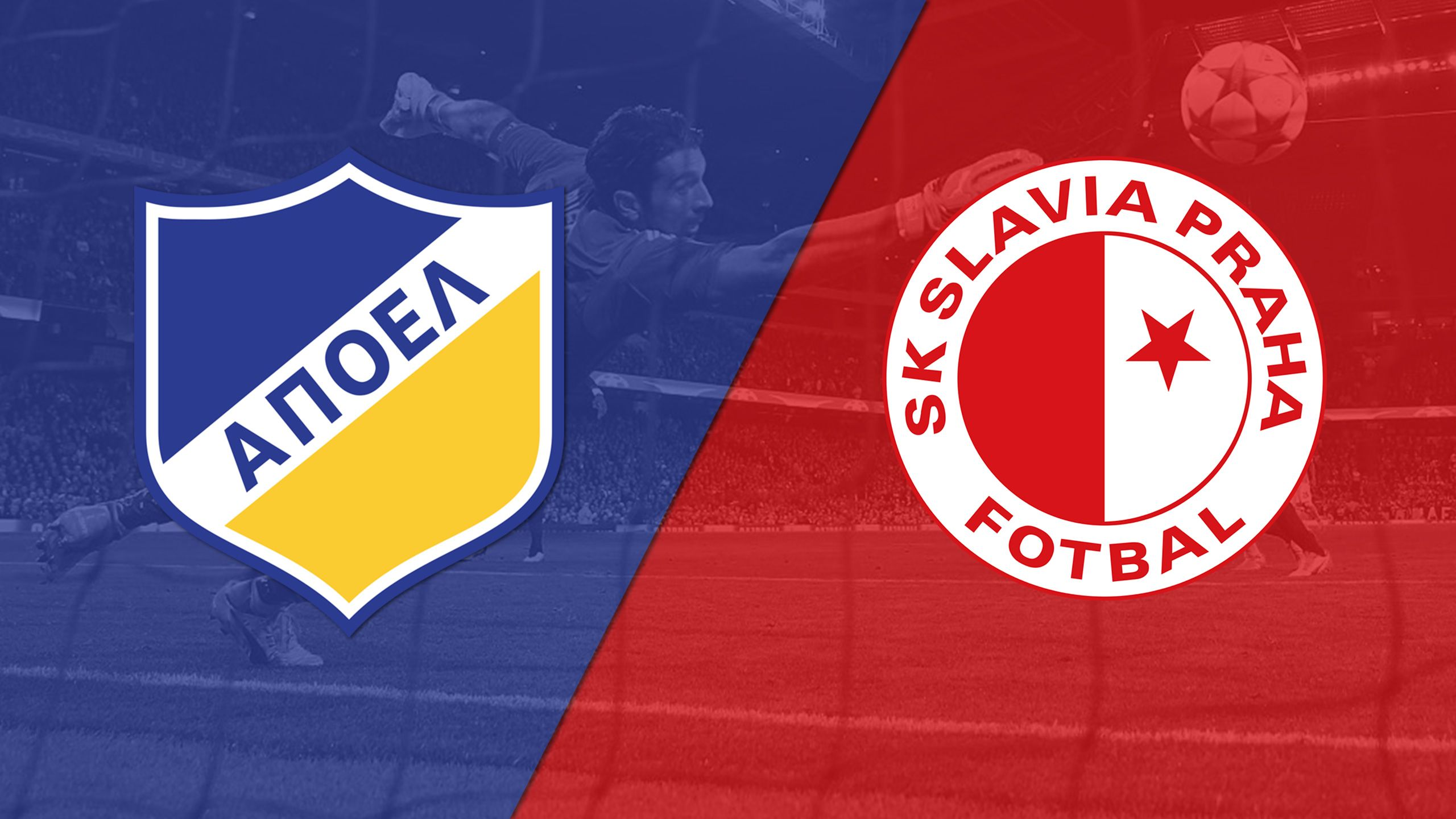 In Spanish - APOEL FC vs. Praha (Playoffs, 1st Leg) (UEFA Champions League) (re-air)
